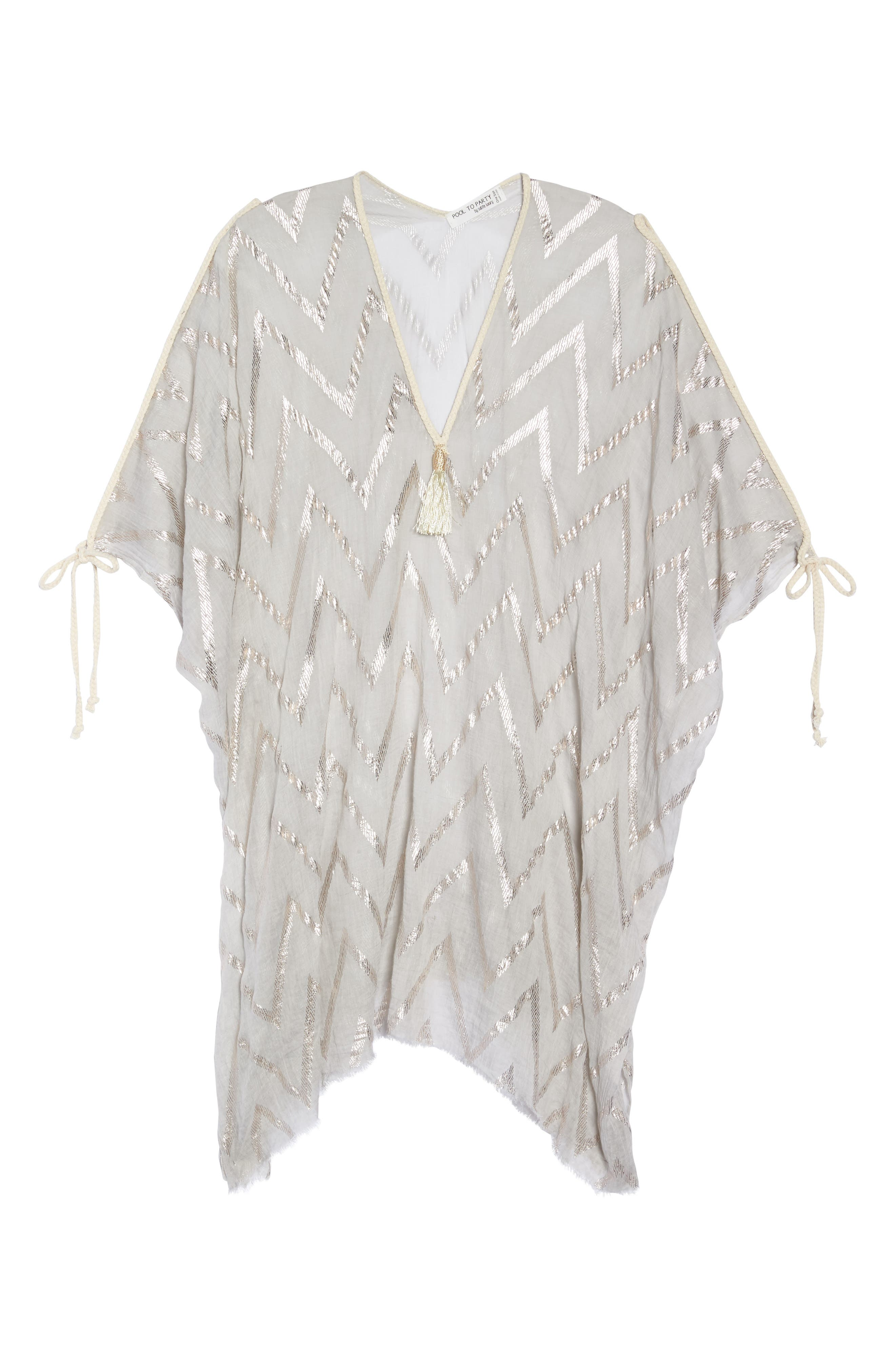 Alternate Image 6  - Pool to Party Caftan Cover-Up