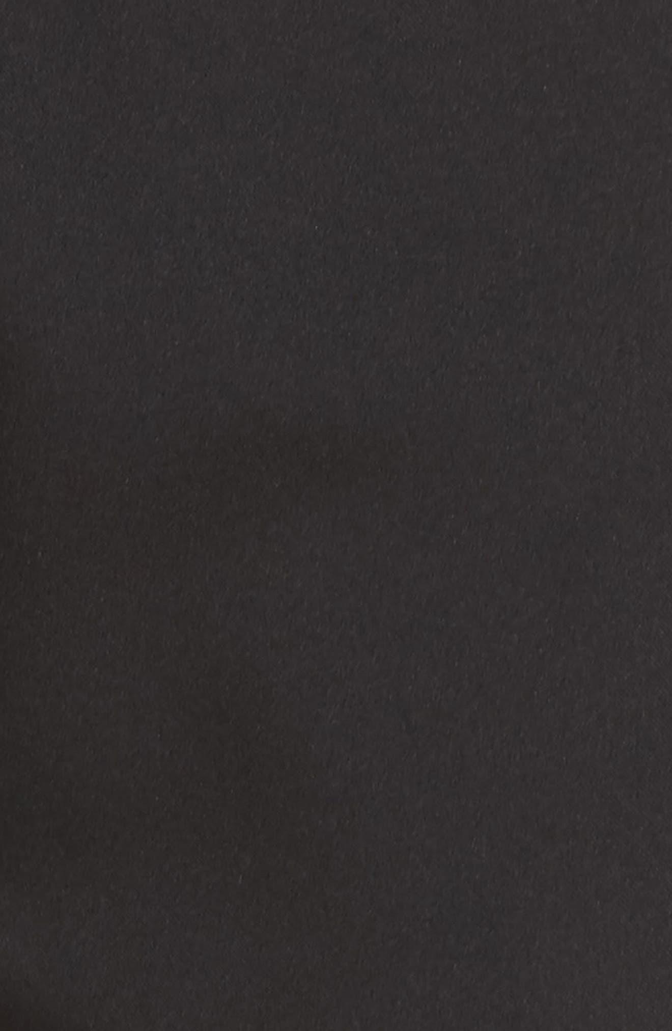 Swim Board Shorts,                             Alternate thumbnail 5, color,                             Black