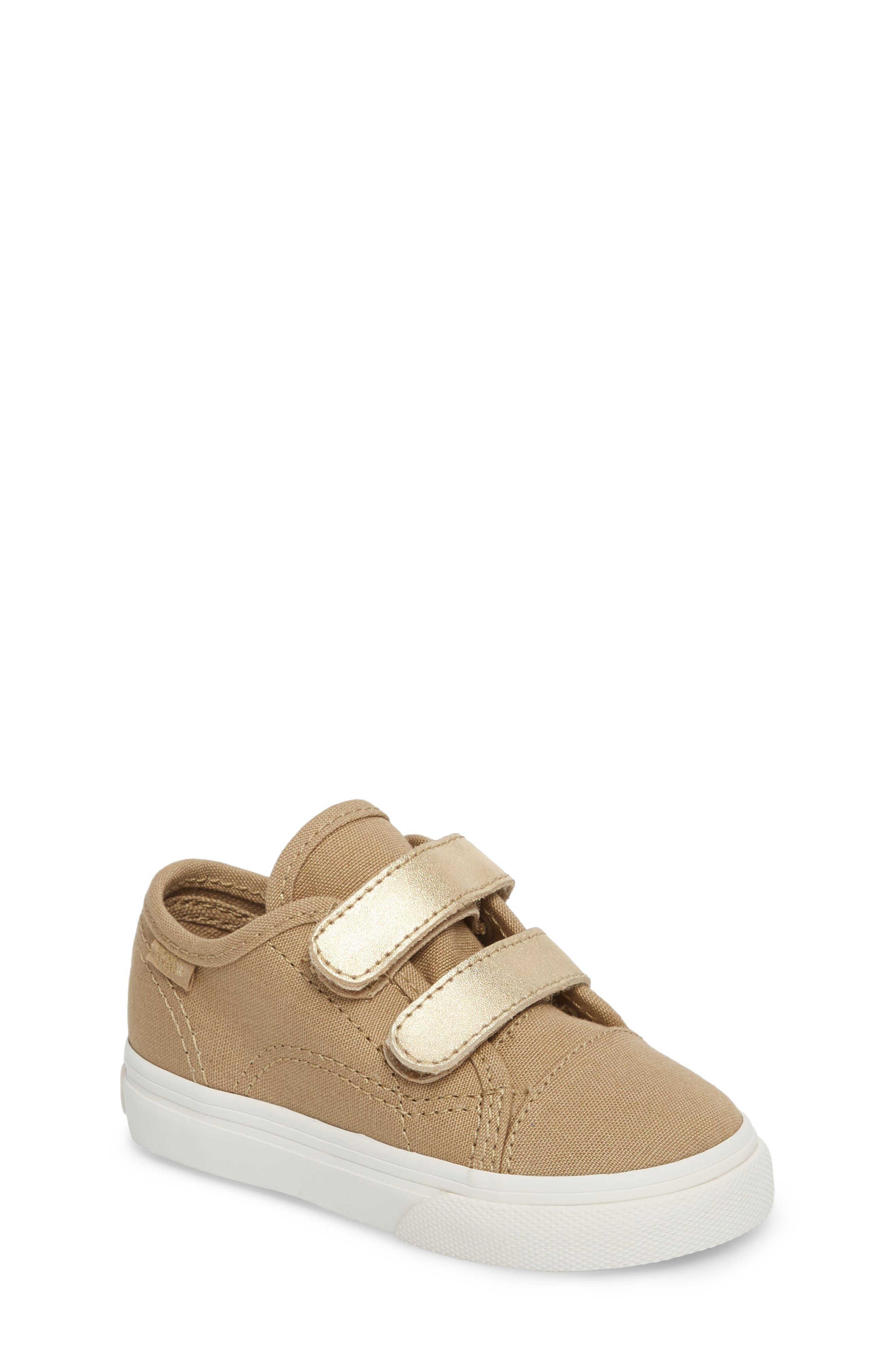 Style 23 V Sneaker,                             Main thumbnail 1, color,                             Metallic/ Cornstalk