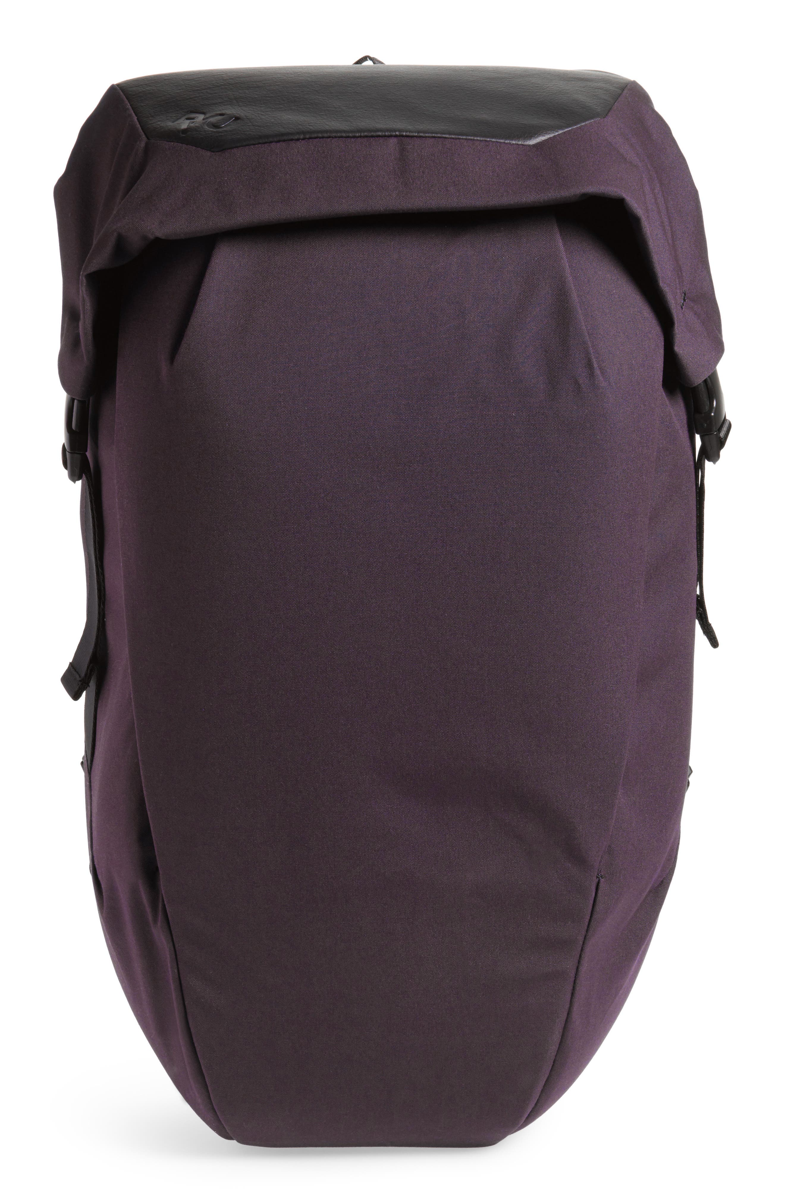 Locker Pack Lux Backpack,                             Main thumbnail 1, color,                             Port