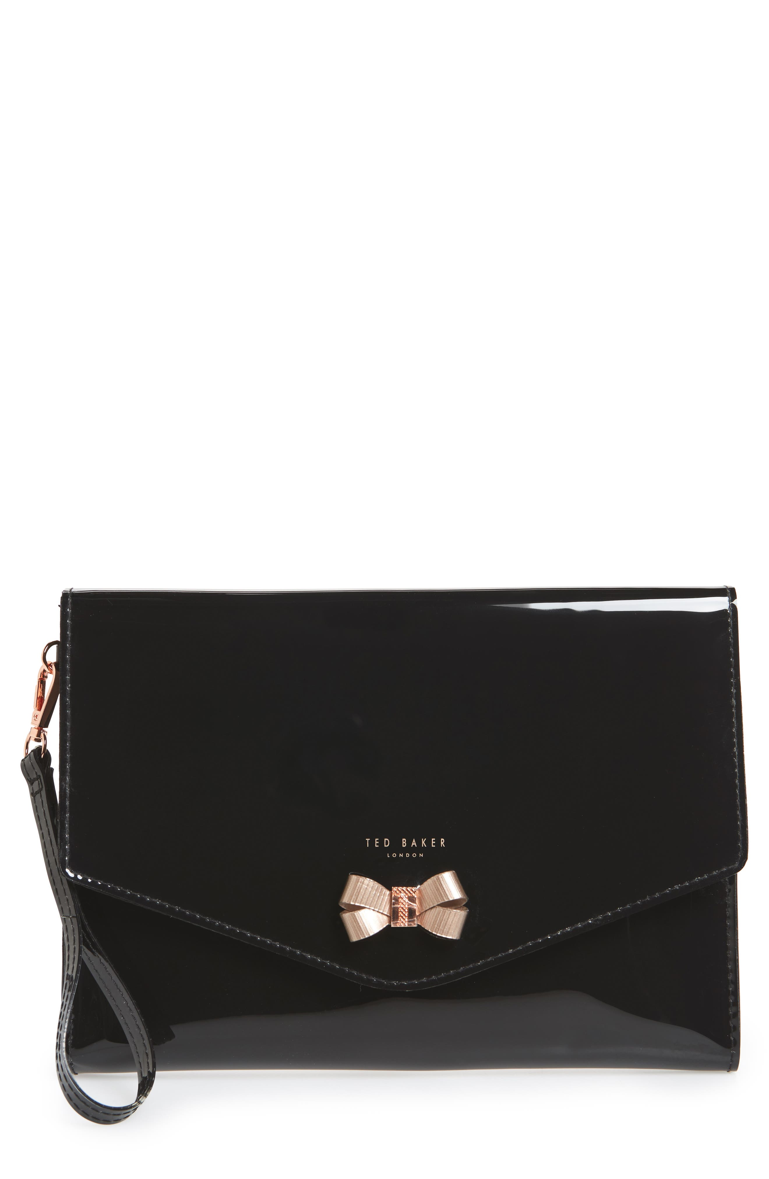 Main Image - Ted Baker London Luanne iPad Mini 4 Envelope Clutch