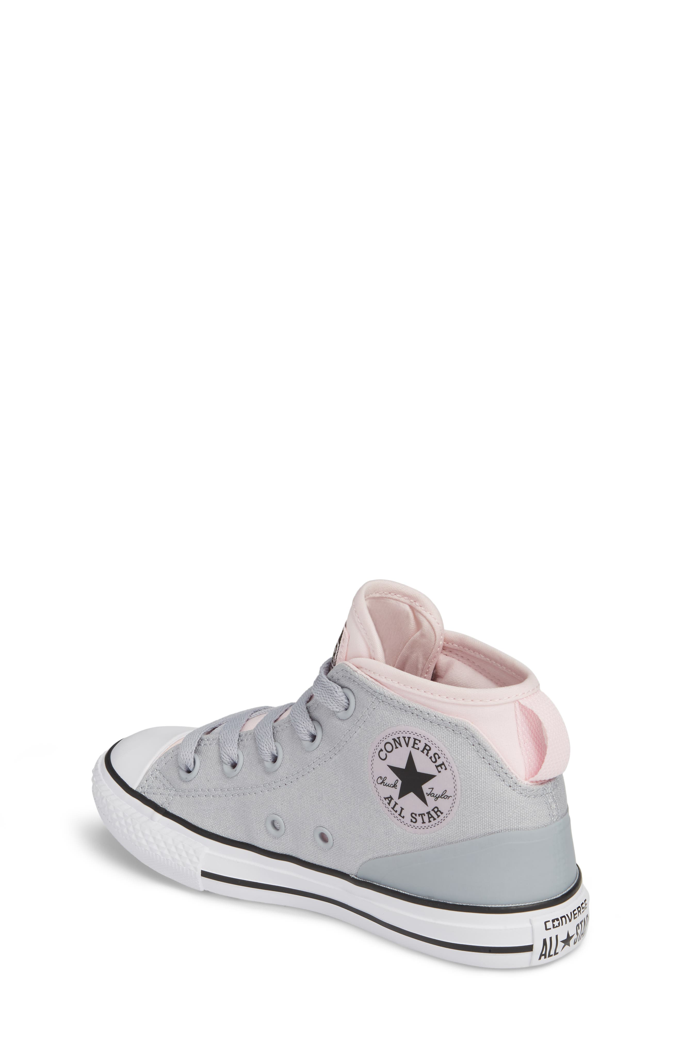 Alternate Image 2  - Converse Chuck Taylor® All Star® Syde Street High Top Sneaker (Baby, Walker, Toddler, Little Kid & Big Kid)