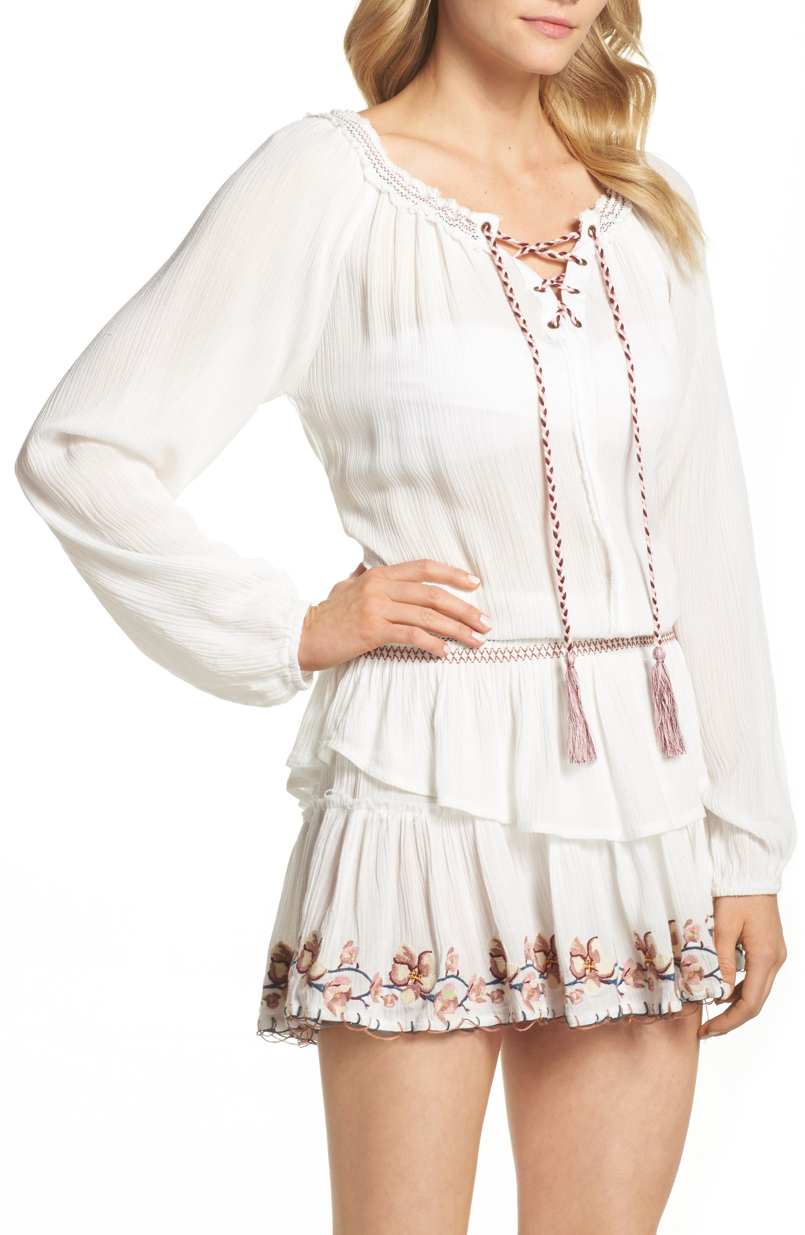 Surf Gypsy Cover-Up Dress