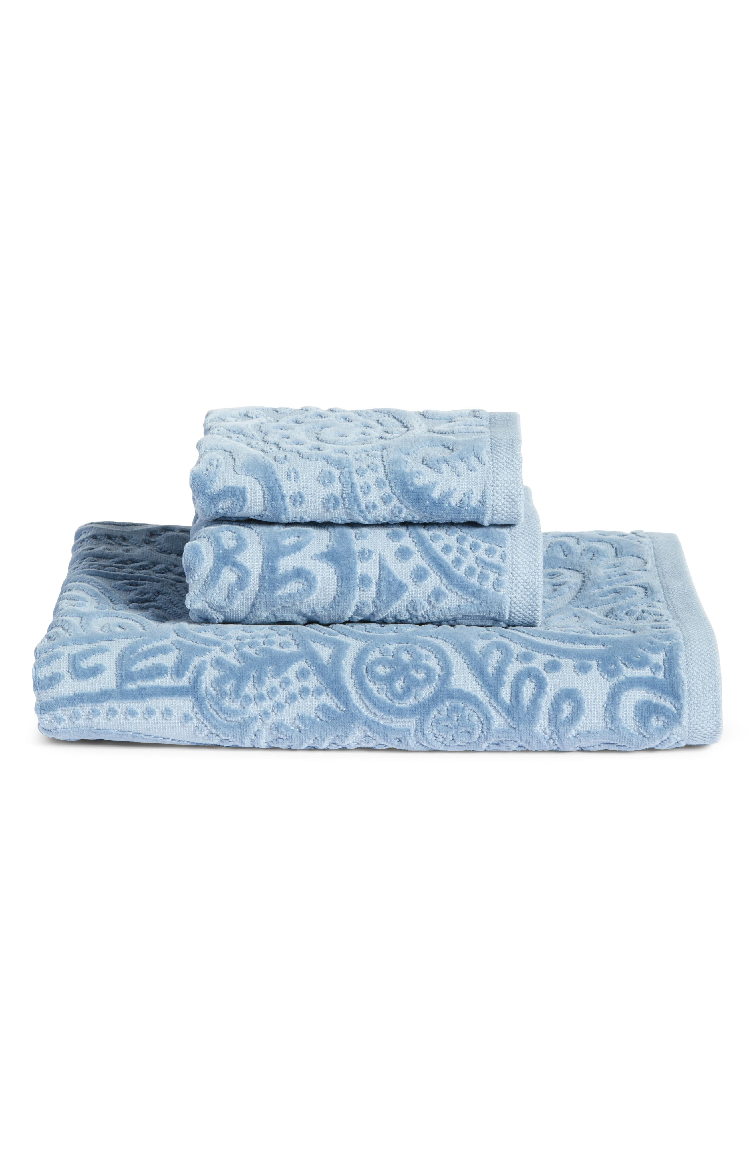 Alternate Image 3  - Nordstrom at Home Elisa Turkish Cotton Bath Towel (2 for $49)