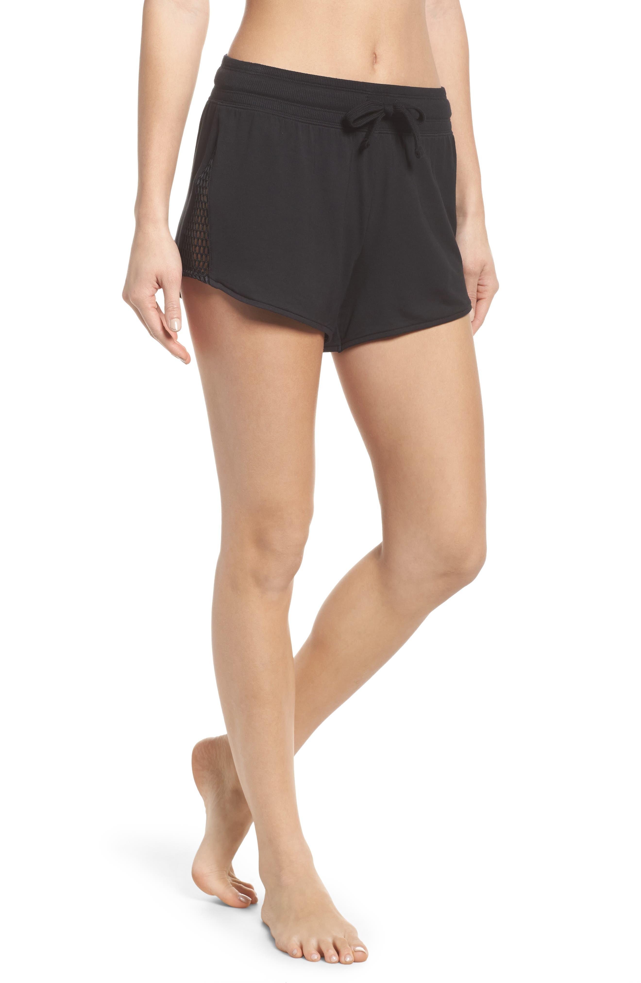 Shade Shorts,                             Main thumbnail 1, color,                             Black