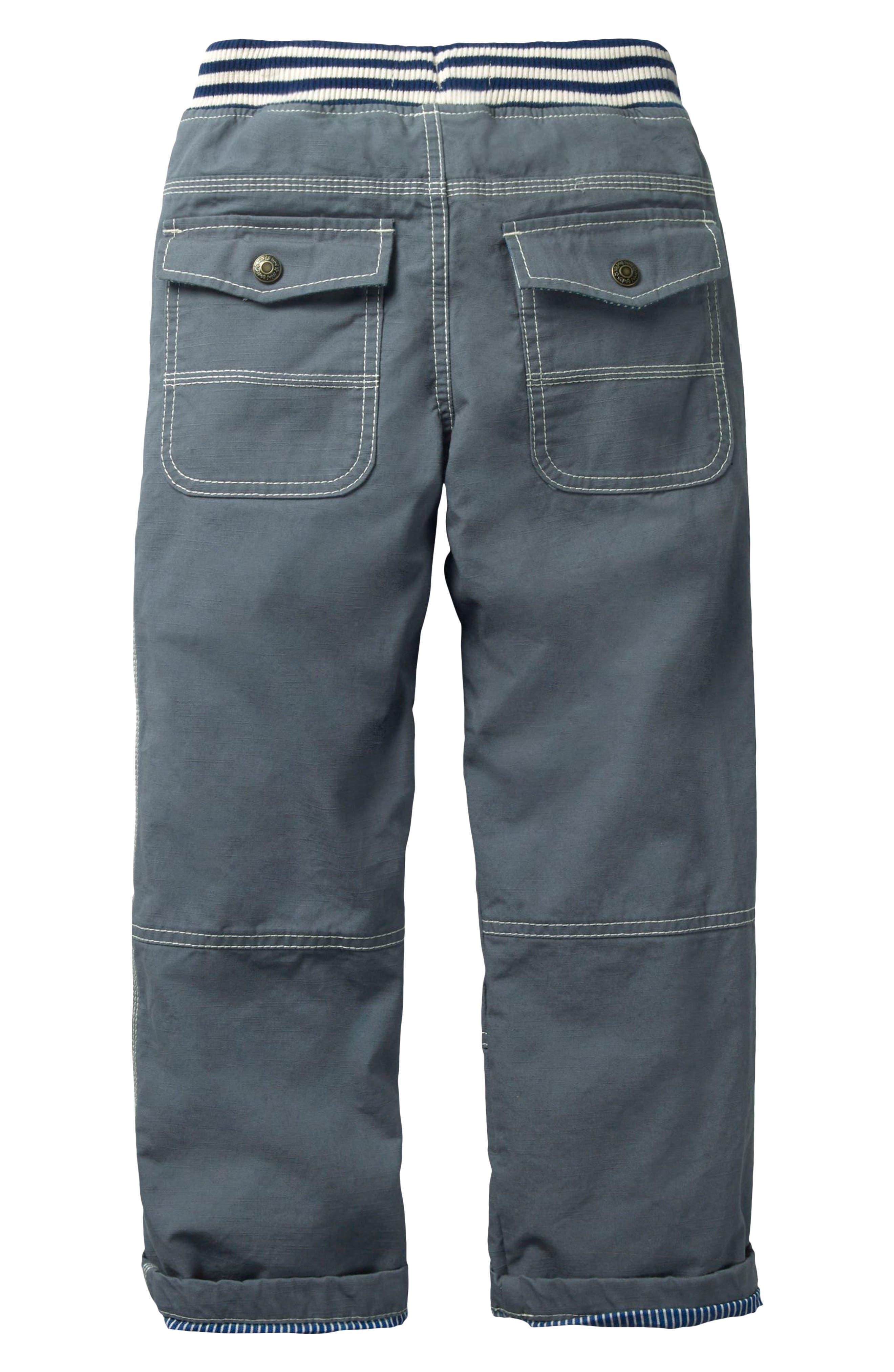 Lined Mariner Pants,                             Alternate thumbnail 2, color,                             Cobble Grey
