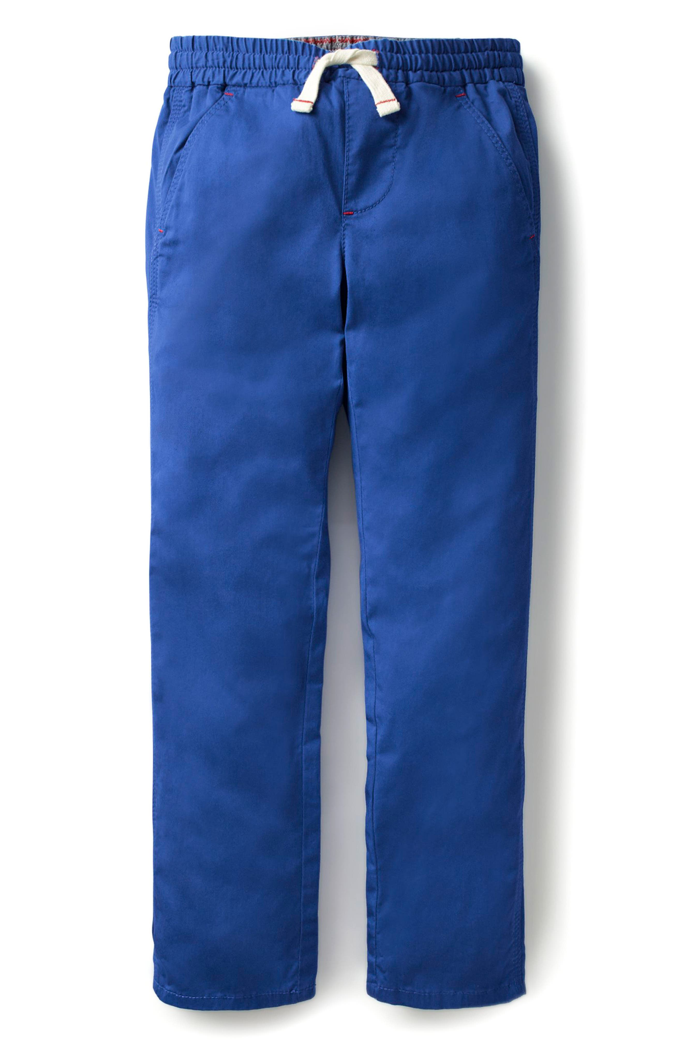 Chino Pants,                         Main,                         color, Orion Blue