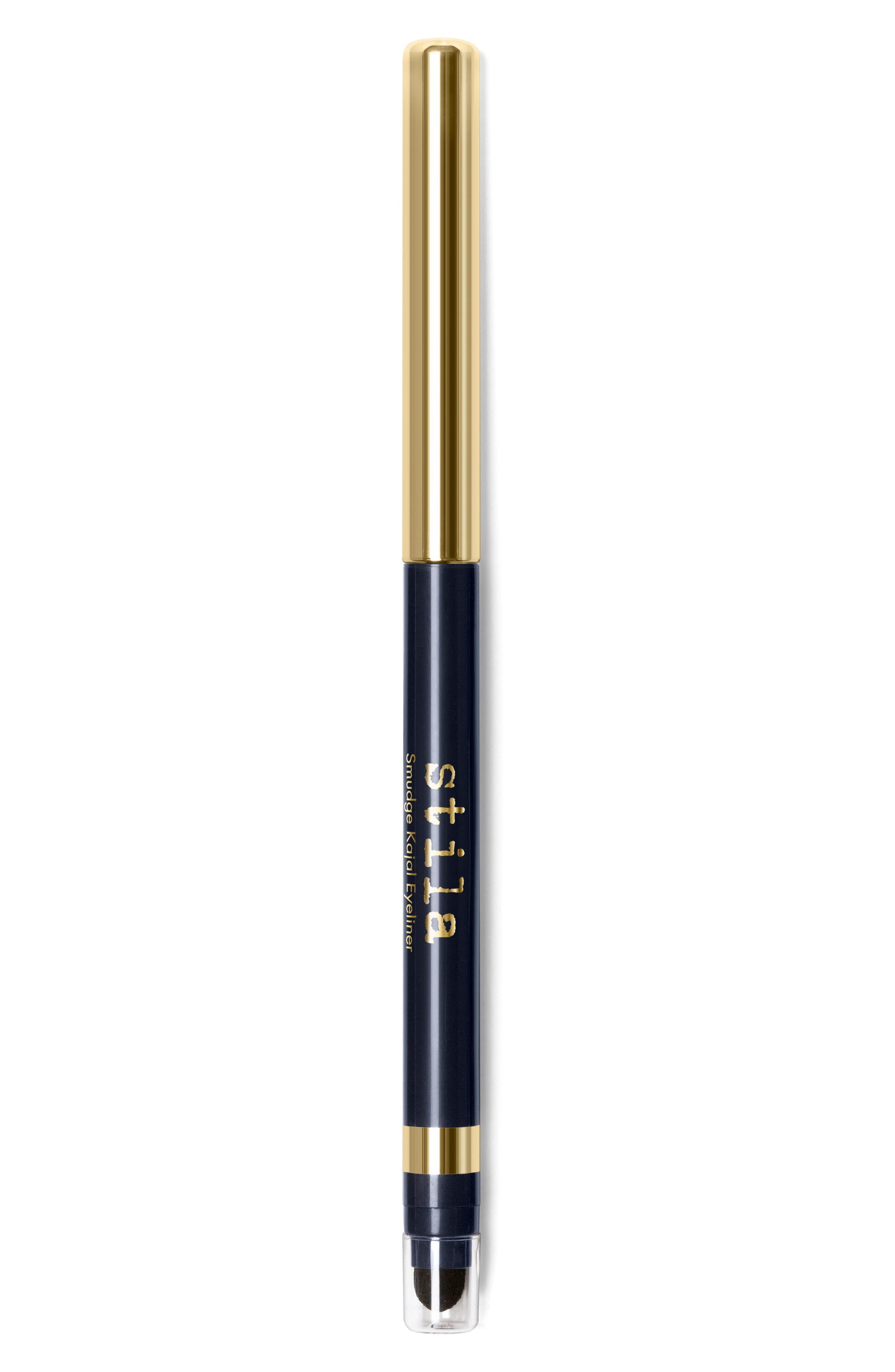 Smudge Kajal Eyeliner,                             Alternate thumbnail 4, color,                             Sapphire