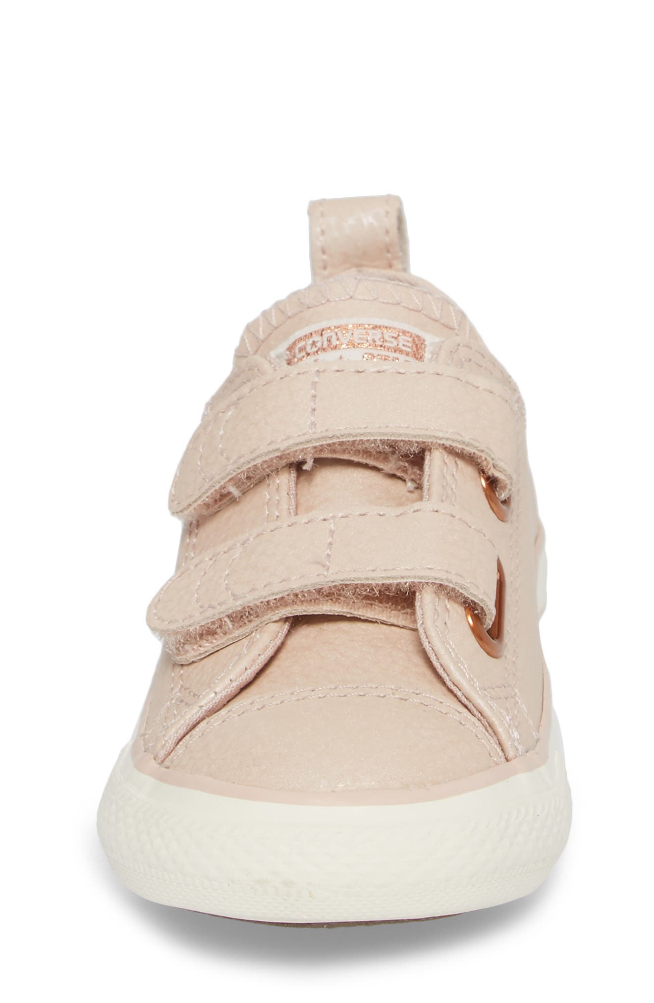 All Star<sup>®</sup> Fashion 2V Low Top Sneaker,                             Alternate thumbnail 4, color,                             Particle Beige