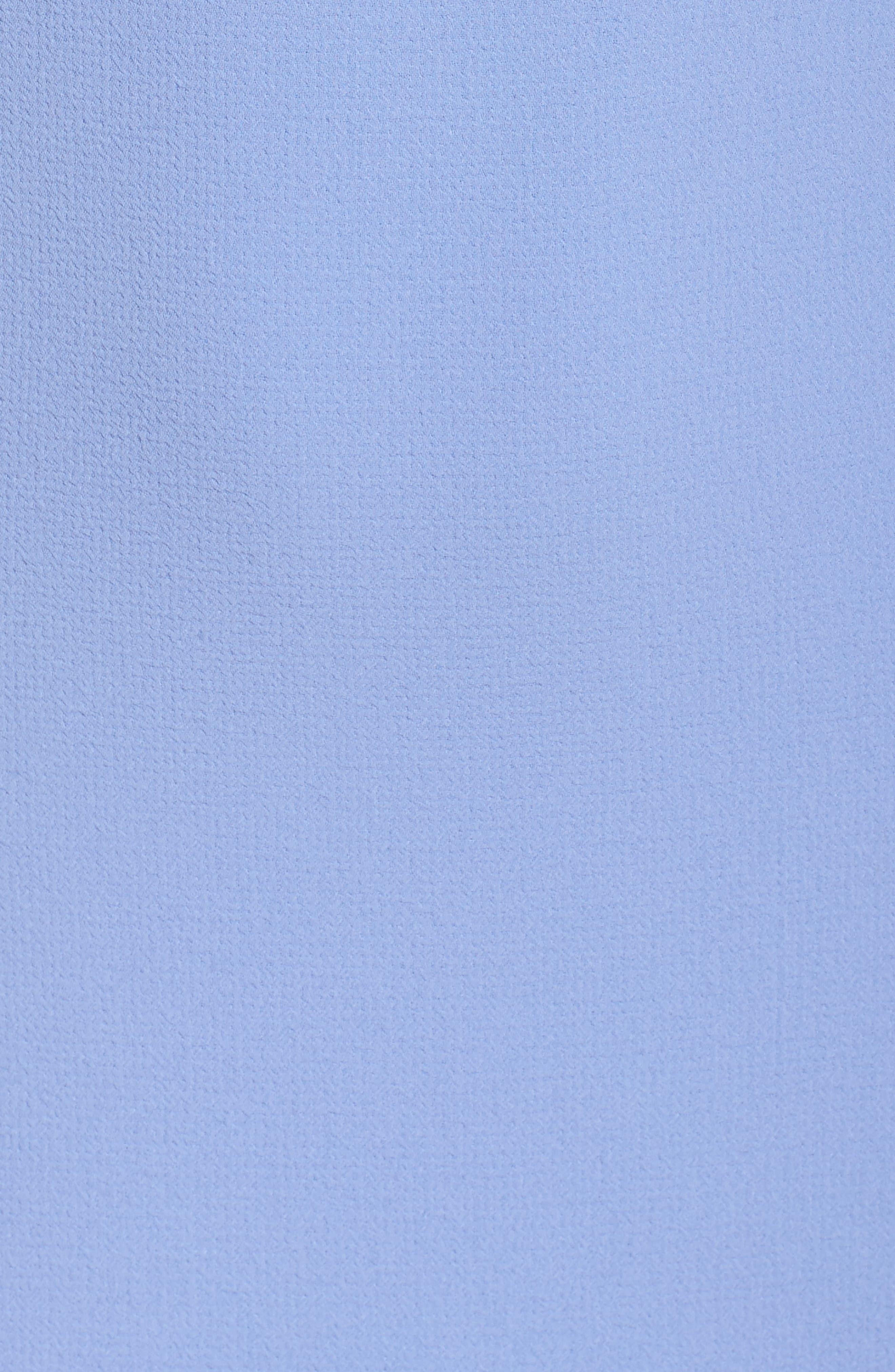 Alternate Image 5  - Adrianna Papell Split Sleeve Sheath Dress
