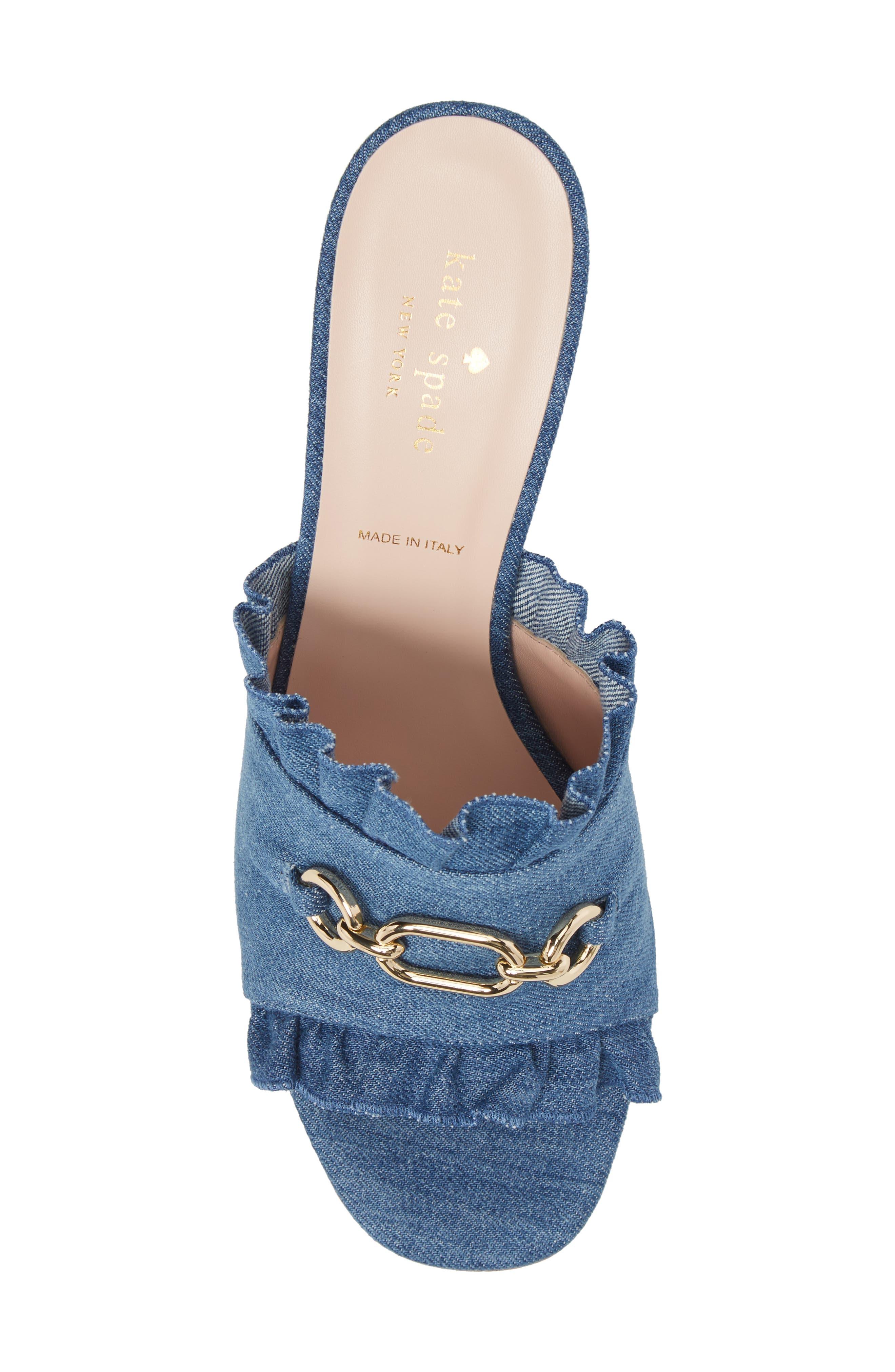 Alternate Image 5  - kate spade new york demmi sandal (Women)