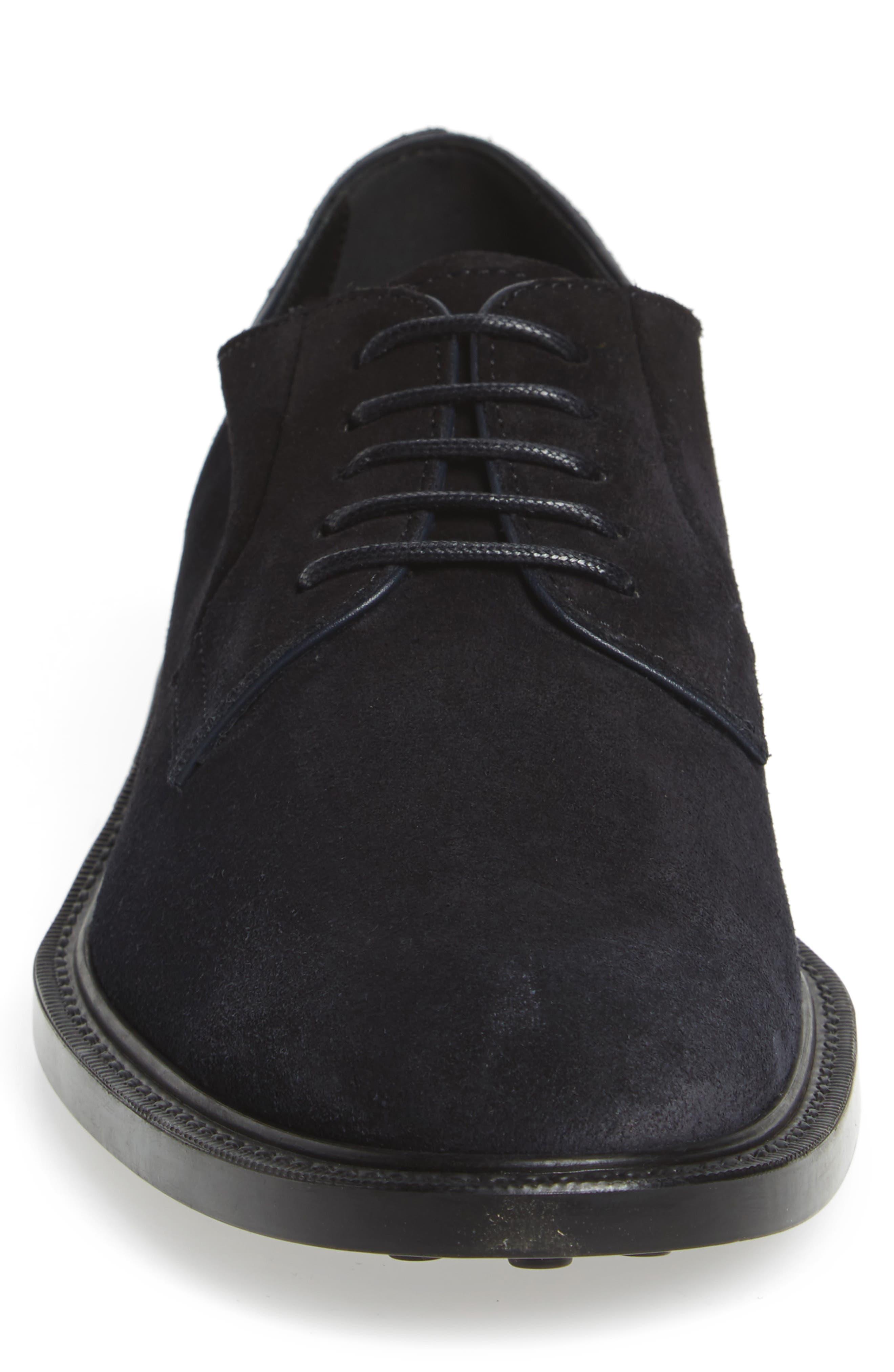 Alternate Image 4  - Tod's Clean Plain Toe Derby (Men)