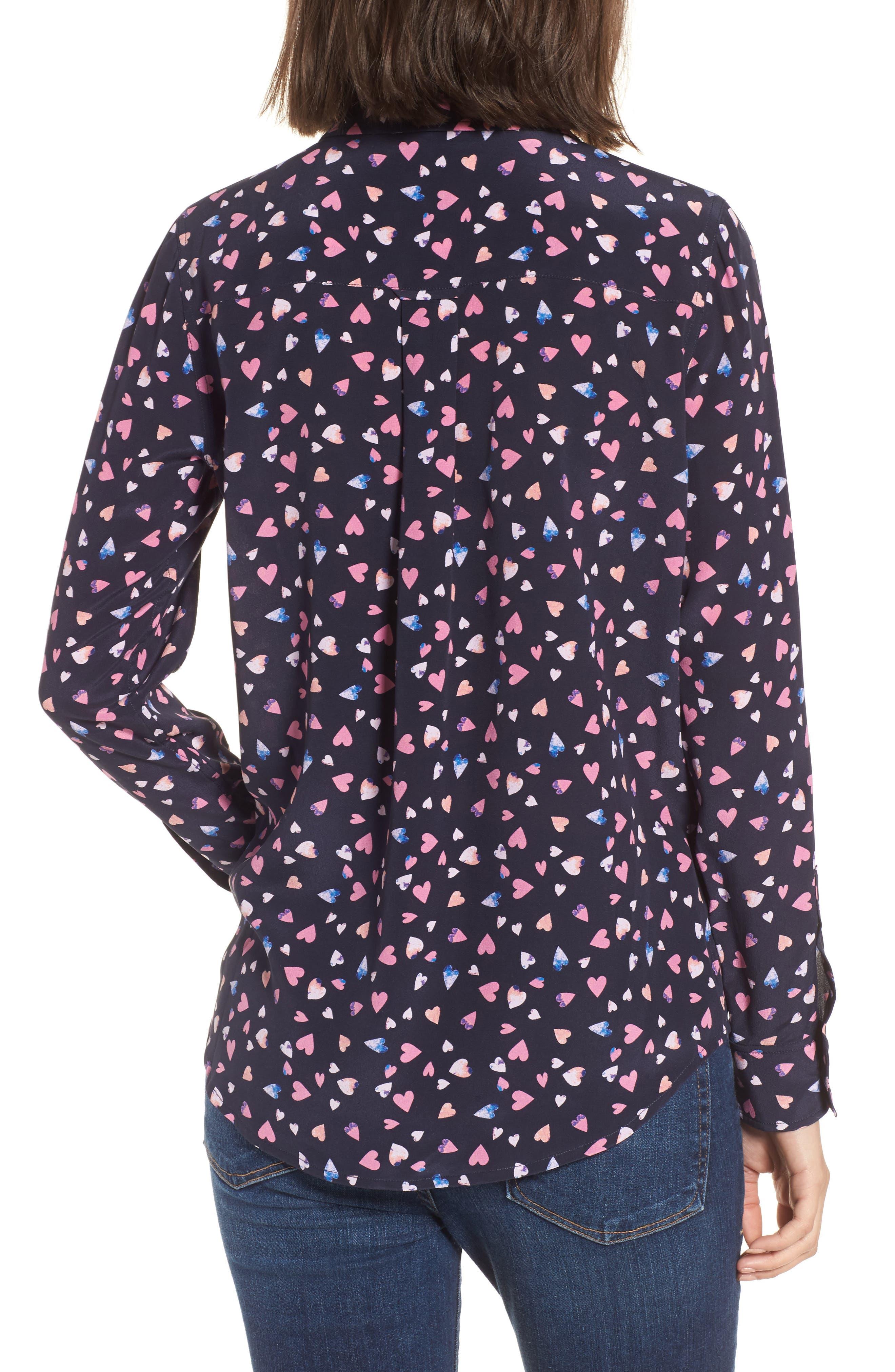 Alternate Image 2  - Rails Kate Print Shirt