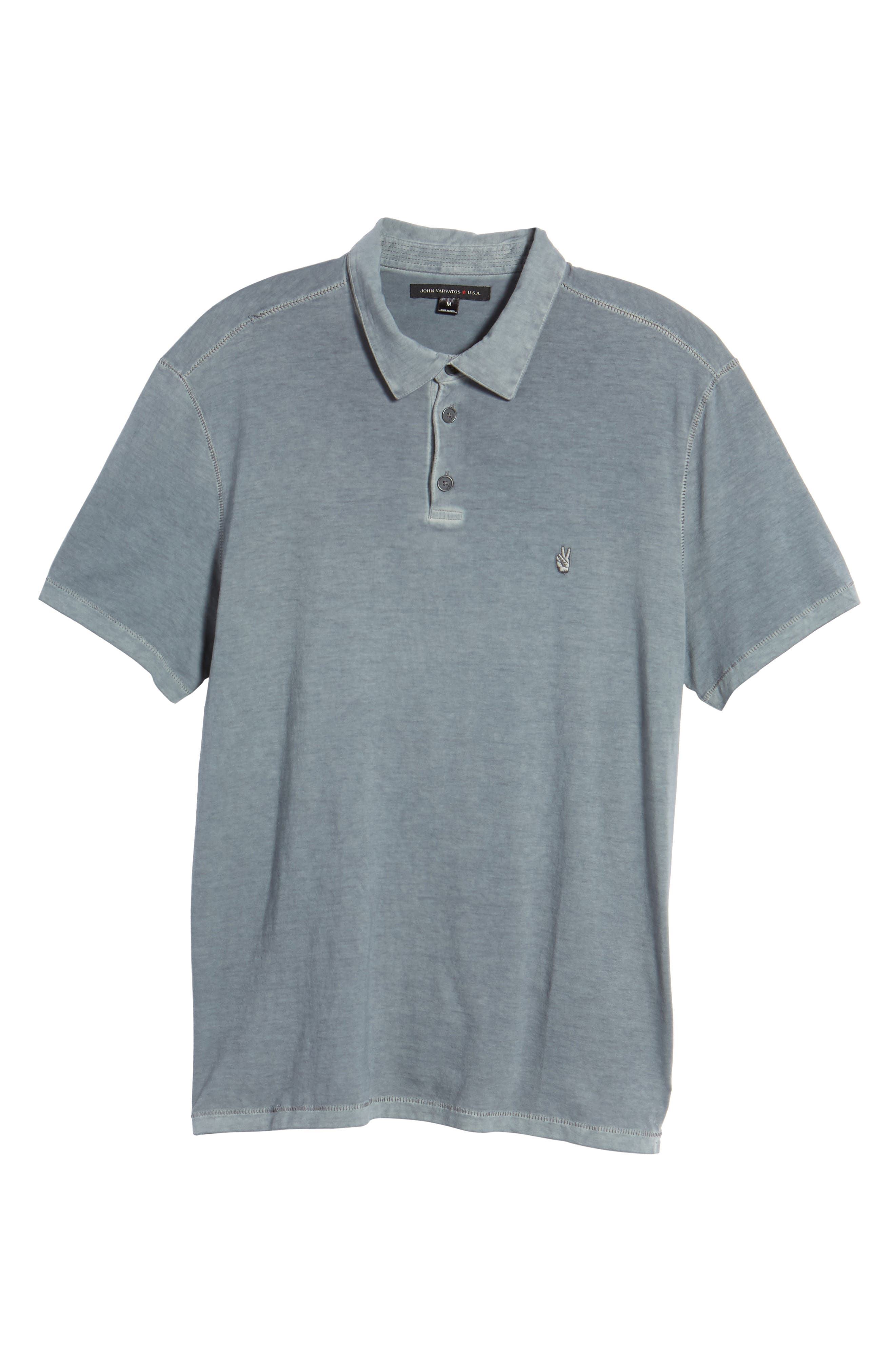 Alternate Image 1 Selected - John Varvatos Collection Regular Fit Polo
