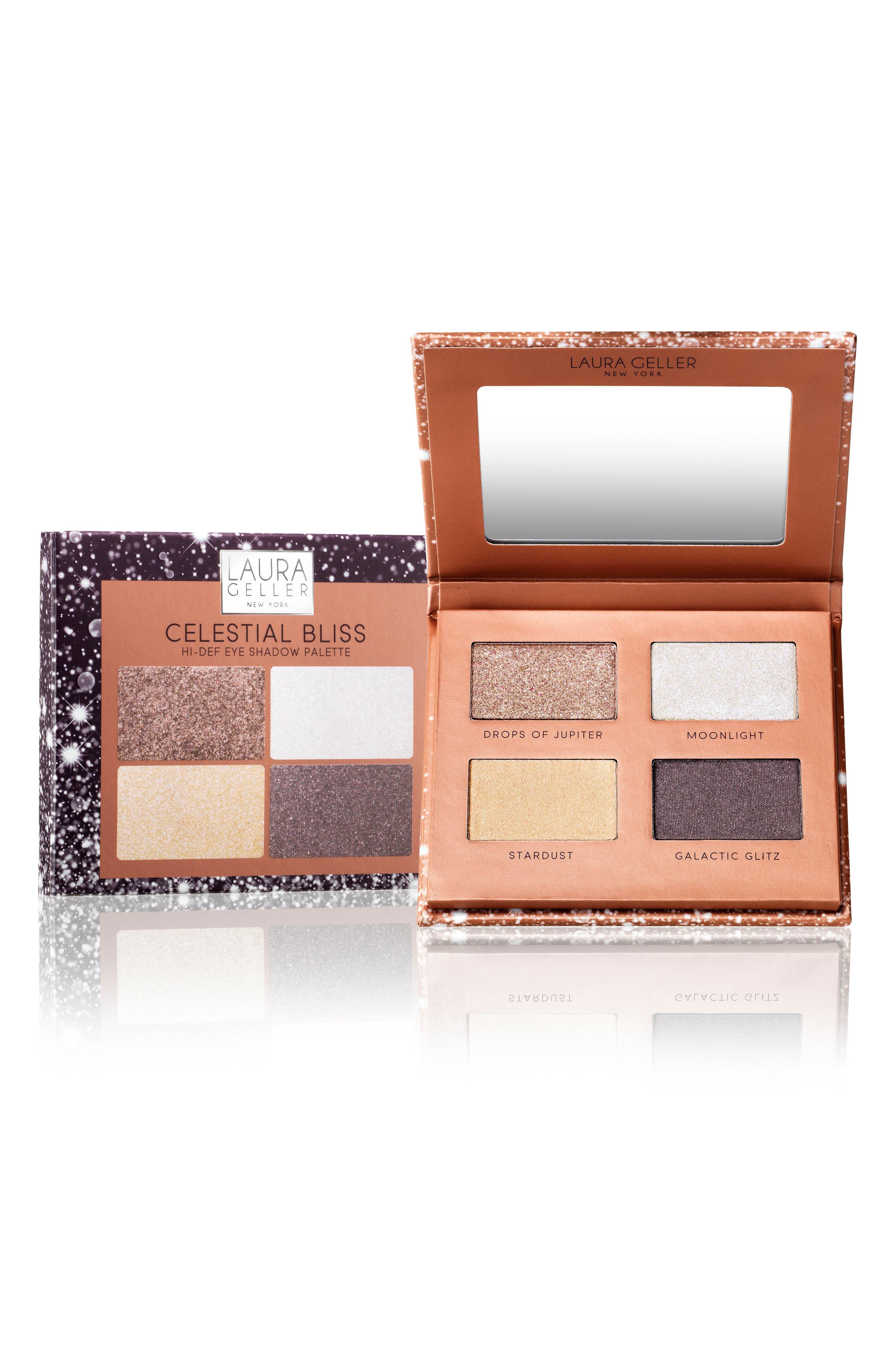 Laura Geller Beauty Celestial Bliss Hi-Def Eyeshadow Palette (Limited Edition)