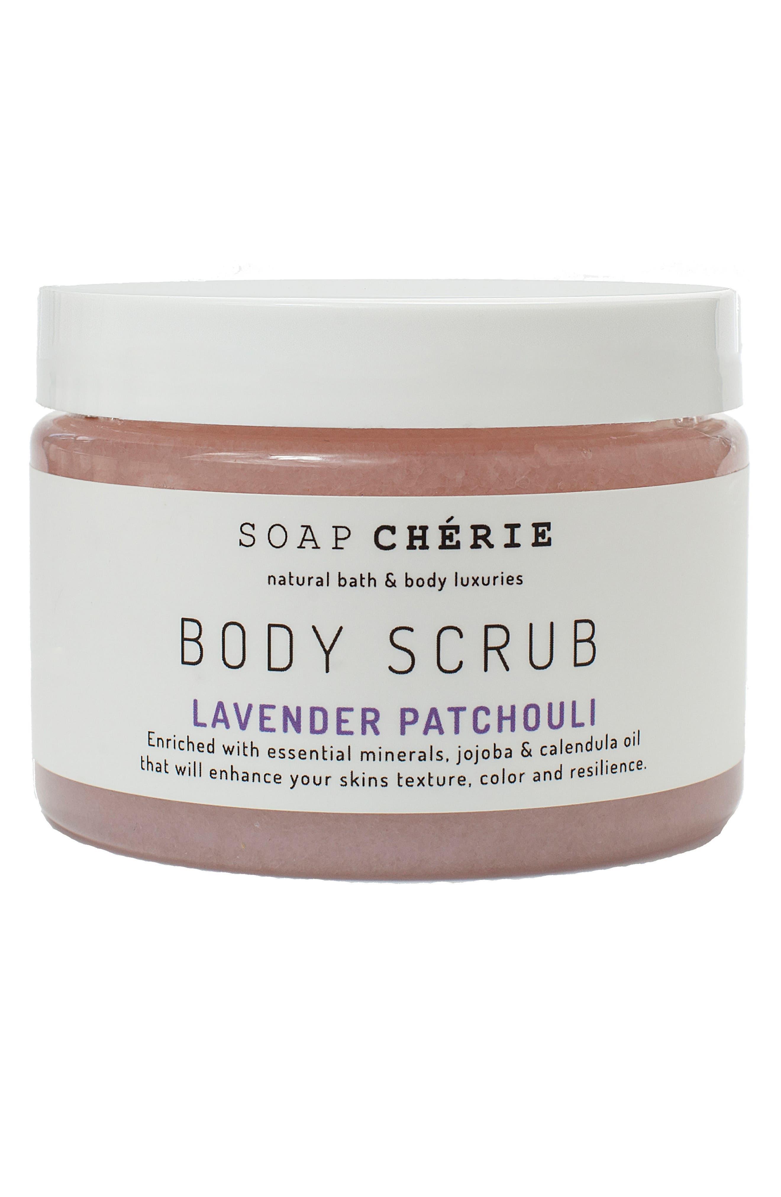 Soap Chérie Body Scrub