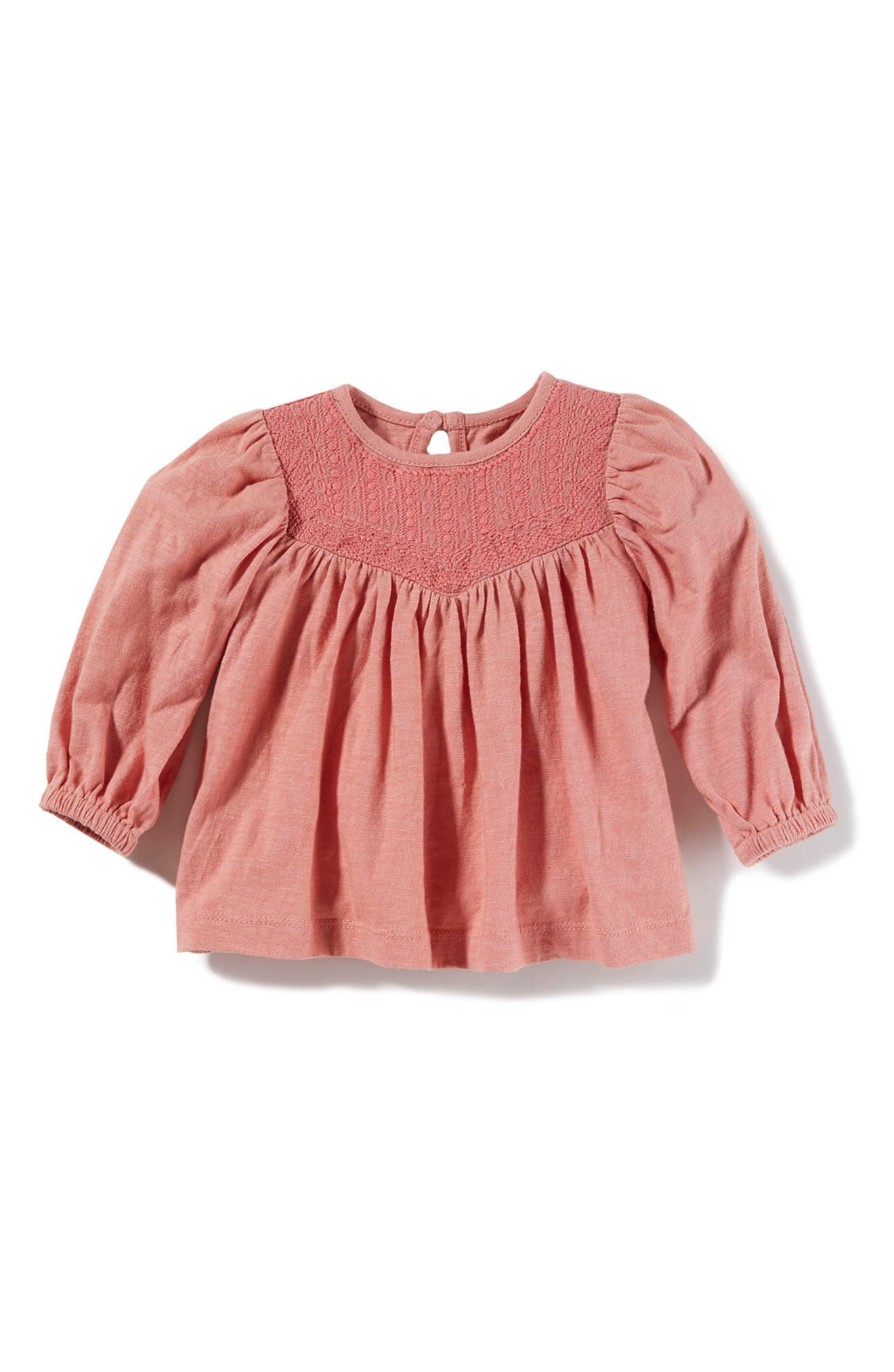Lidia Tunic,                         Main,                         color, New Light Pink