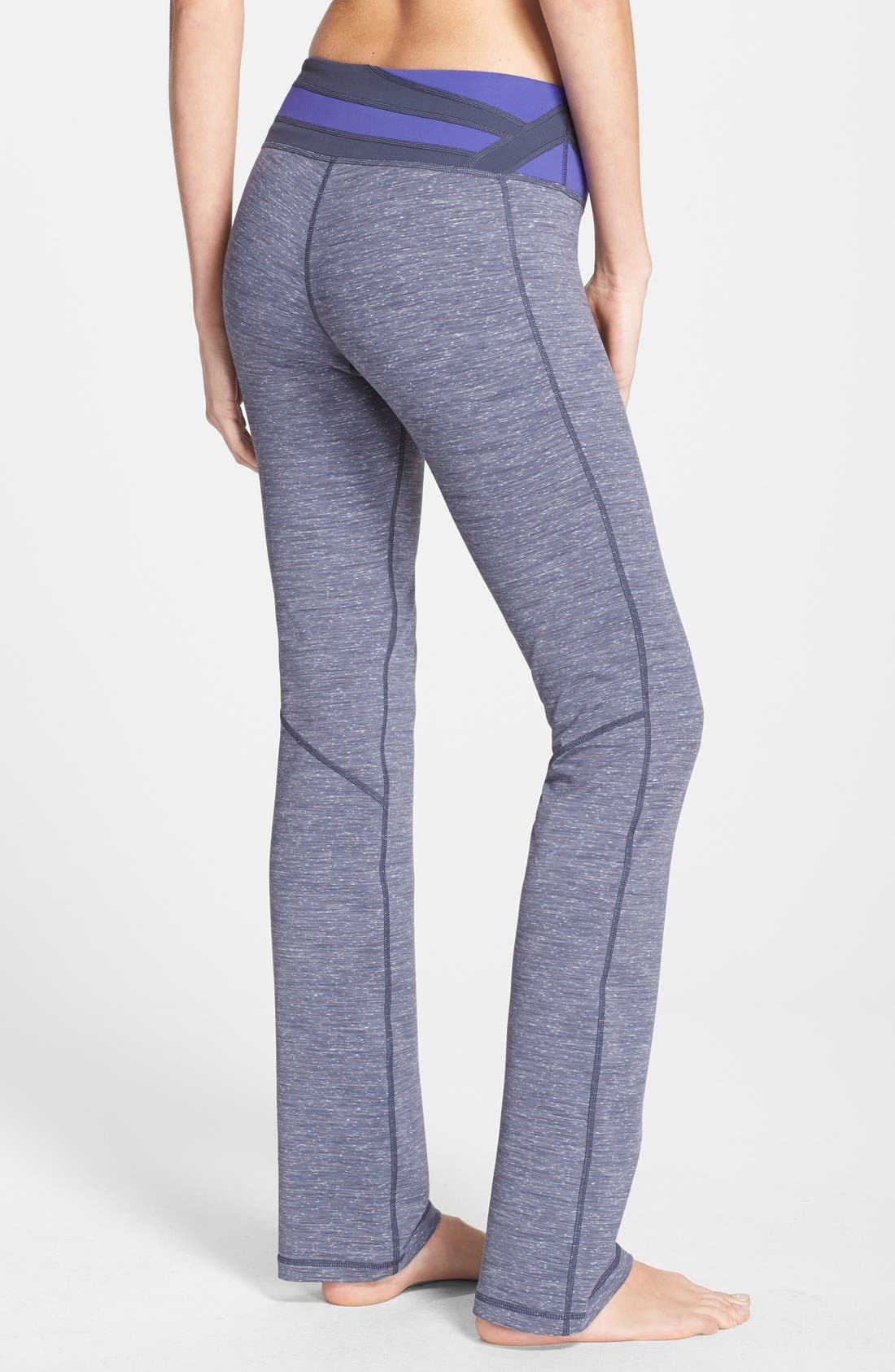 Alternate Image 2  - Zella 'Barely Flare Booty' Pants