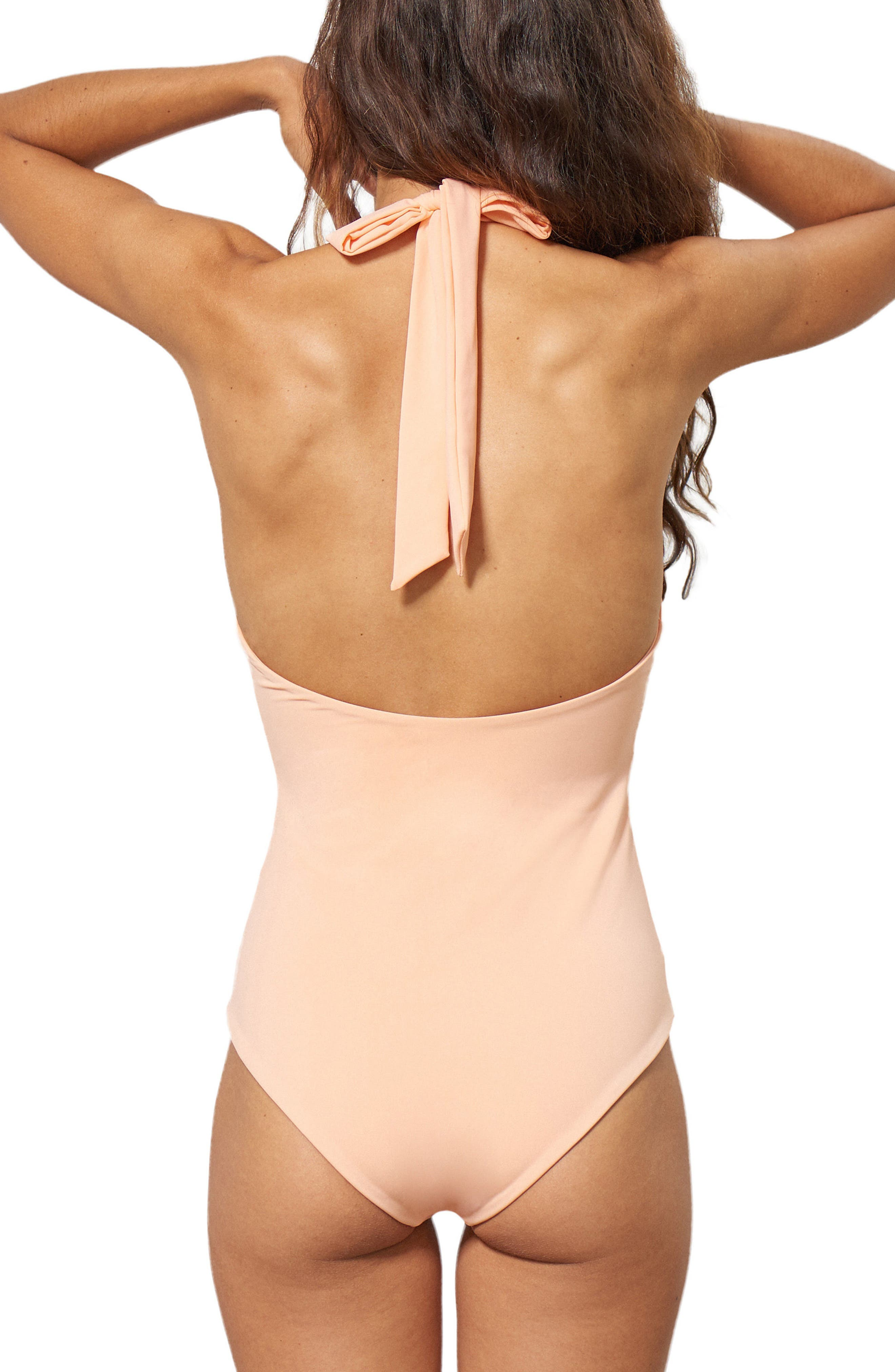 Aya One-Piece Swimsuit,                             Alternate thumbnail 2, color,                             Appeal