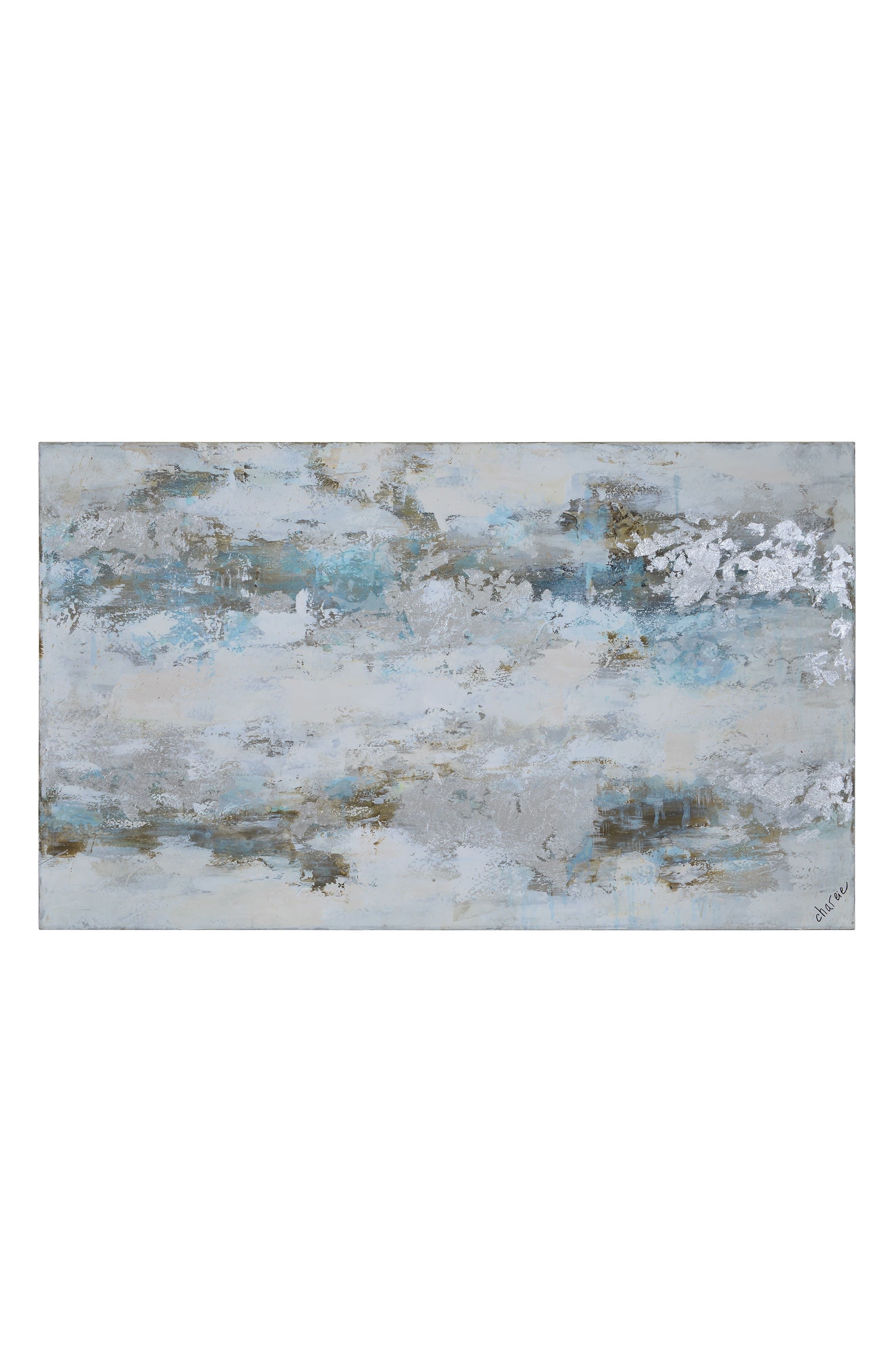 Alternate Image 1 Selected - Renwil Winter's Grace Canvas Wall Art
