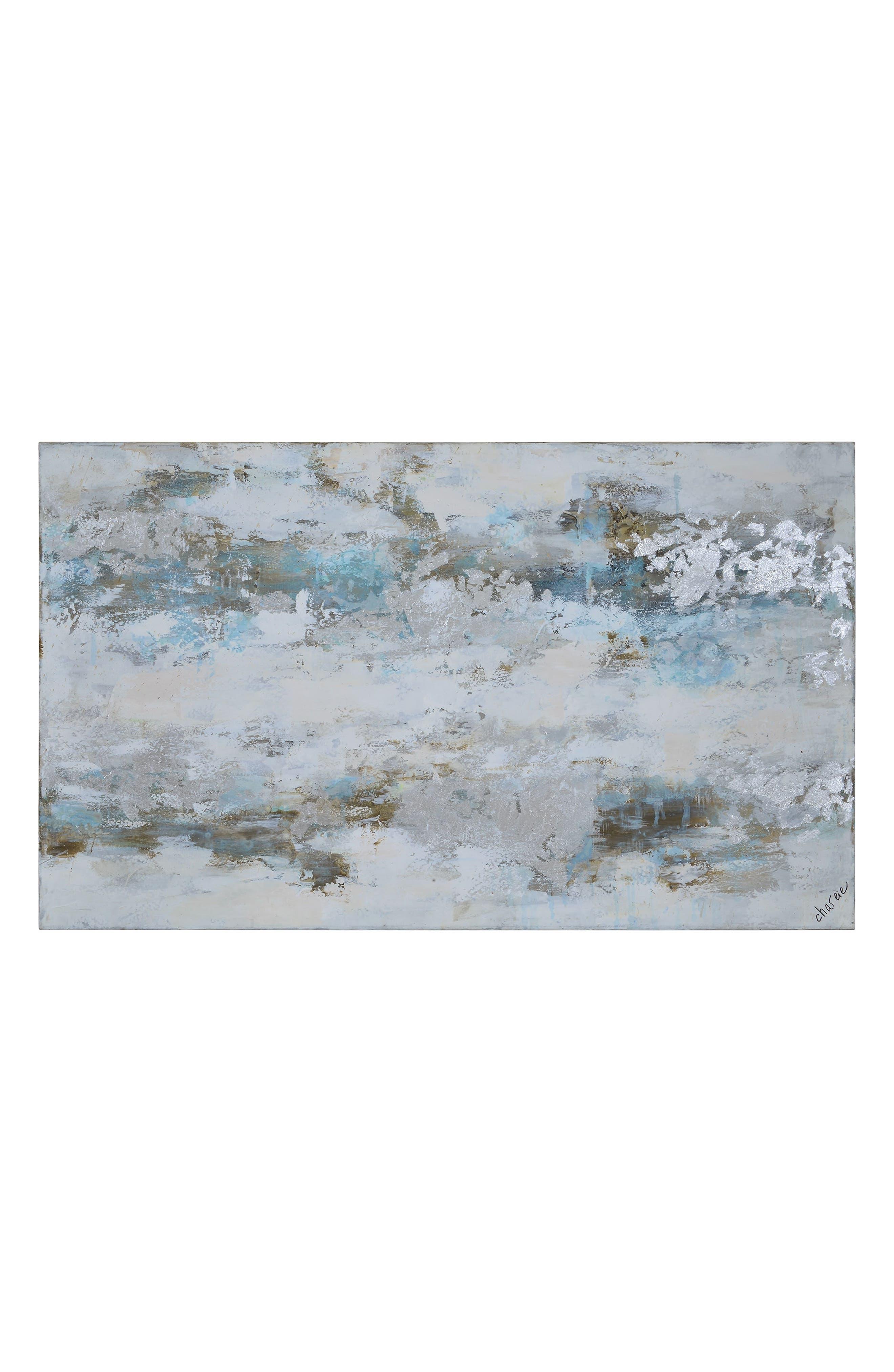 Main Image - Renwil Winter's Grace Canvas Wall Art