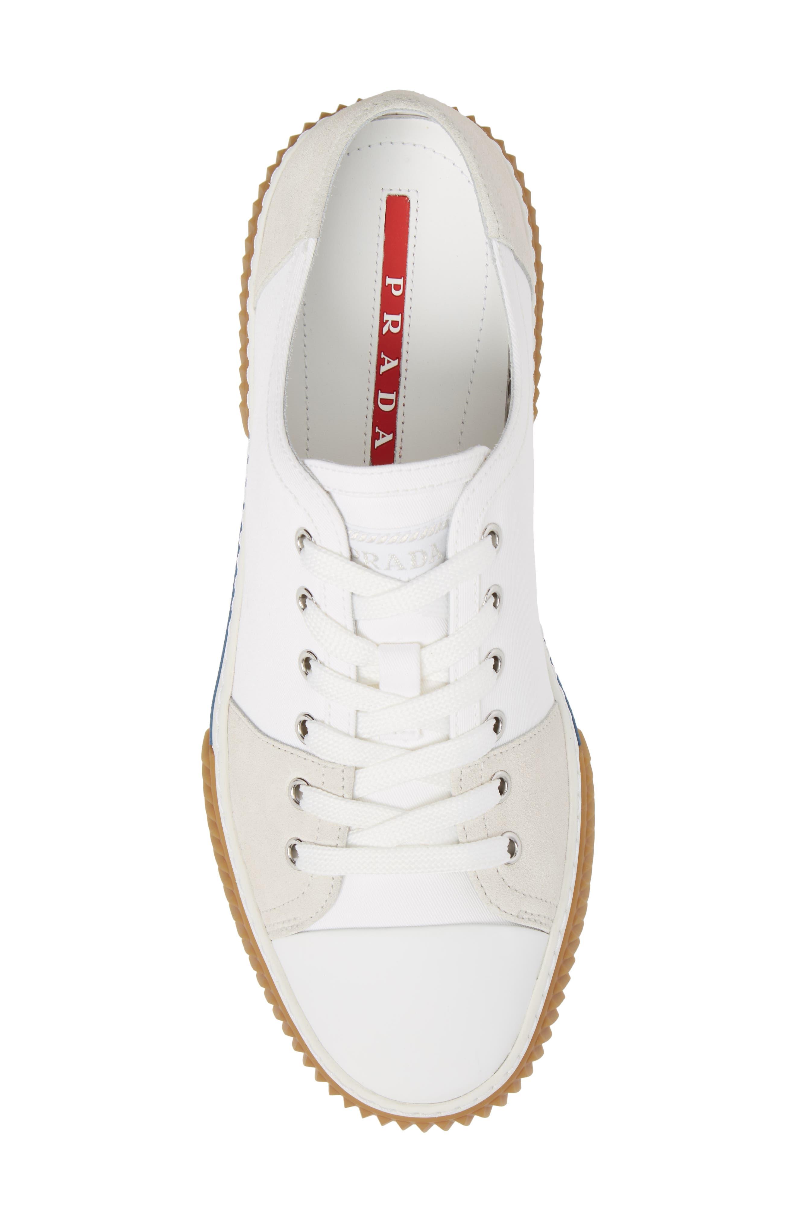 Alternate Image 5  - Prada Linea Rossa Sneaker (Men)