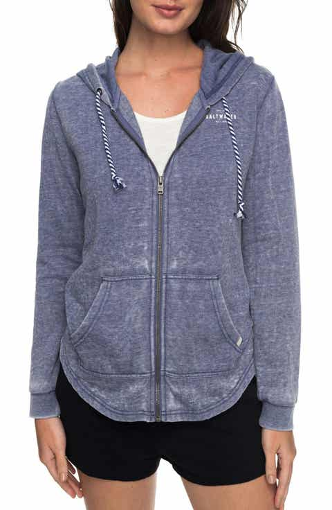 Roxy Sunkissed Moment Shirttail Hoodie