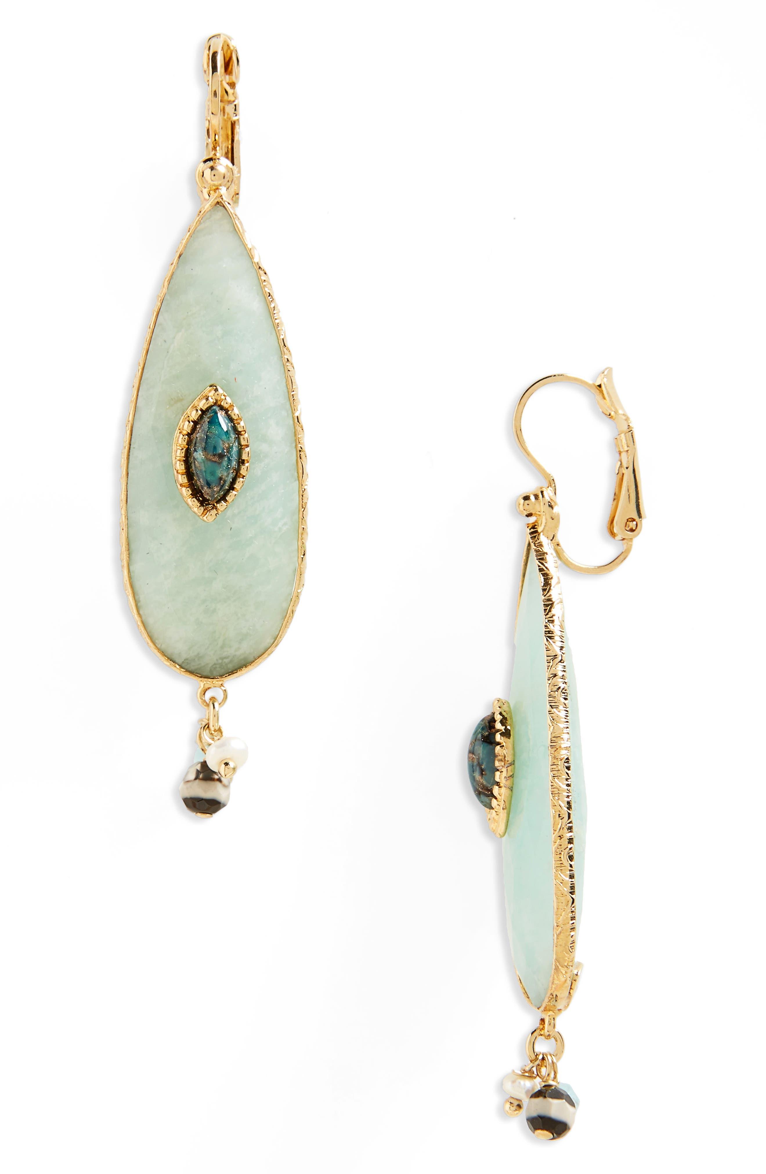 Main Image - Gas Bijoux Serti Goutte Drop Earrings