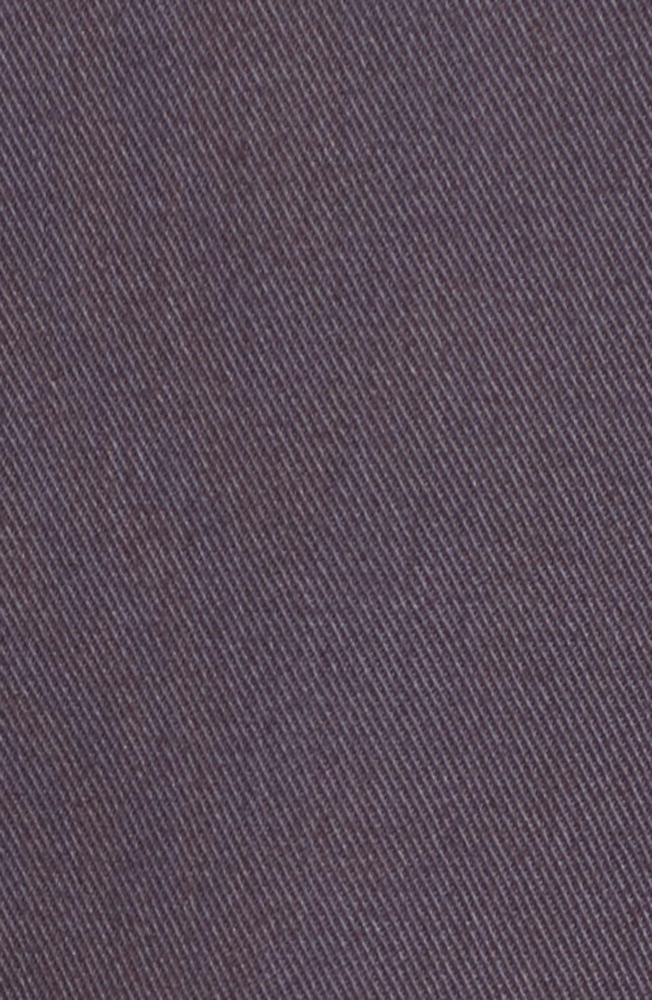Cliford Trim Fit Stretch Cotton Blazer,                             Alternate thumbnail 5, color,                             Light Grey