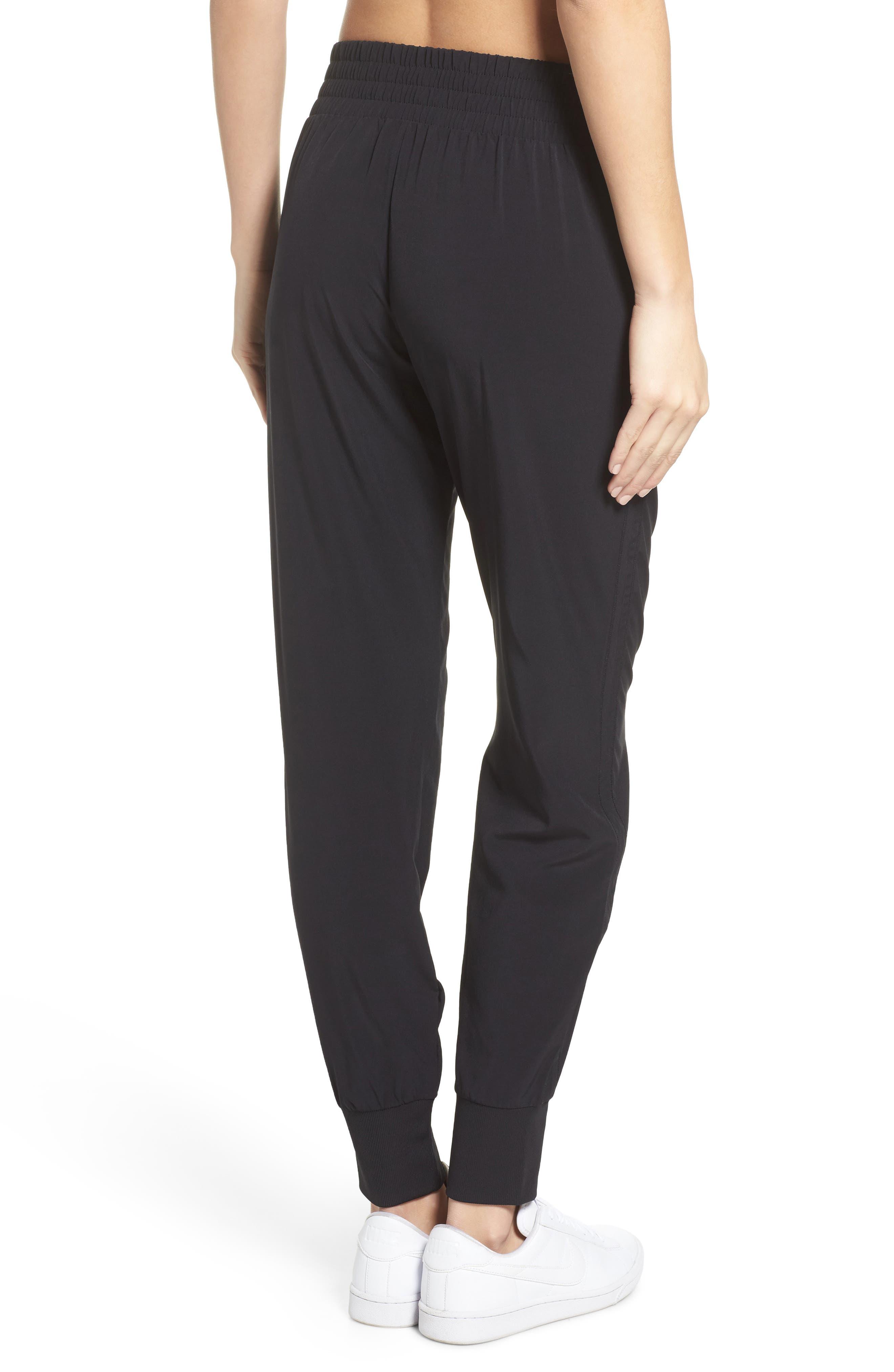Everyday Pants,                             Alternate thumbnail 2, color,                             Black