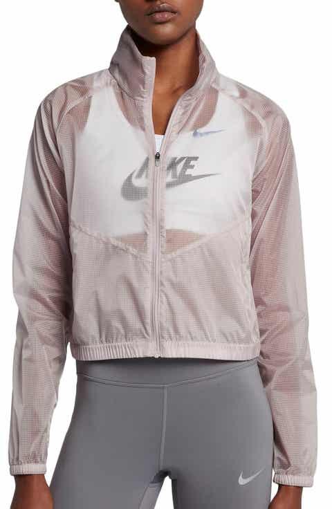 Nike Transparent Gem Women's Running Jacket