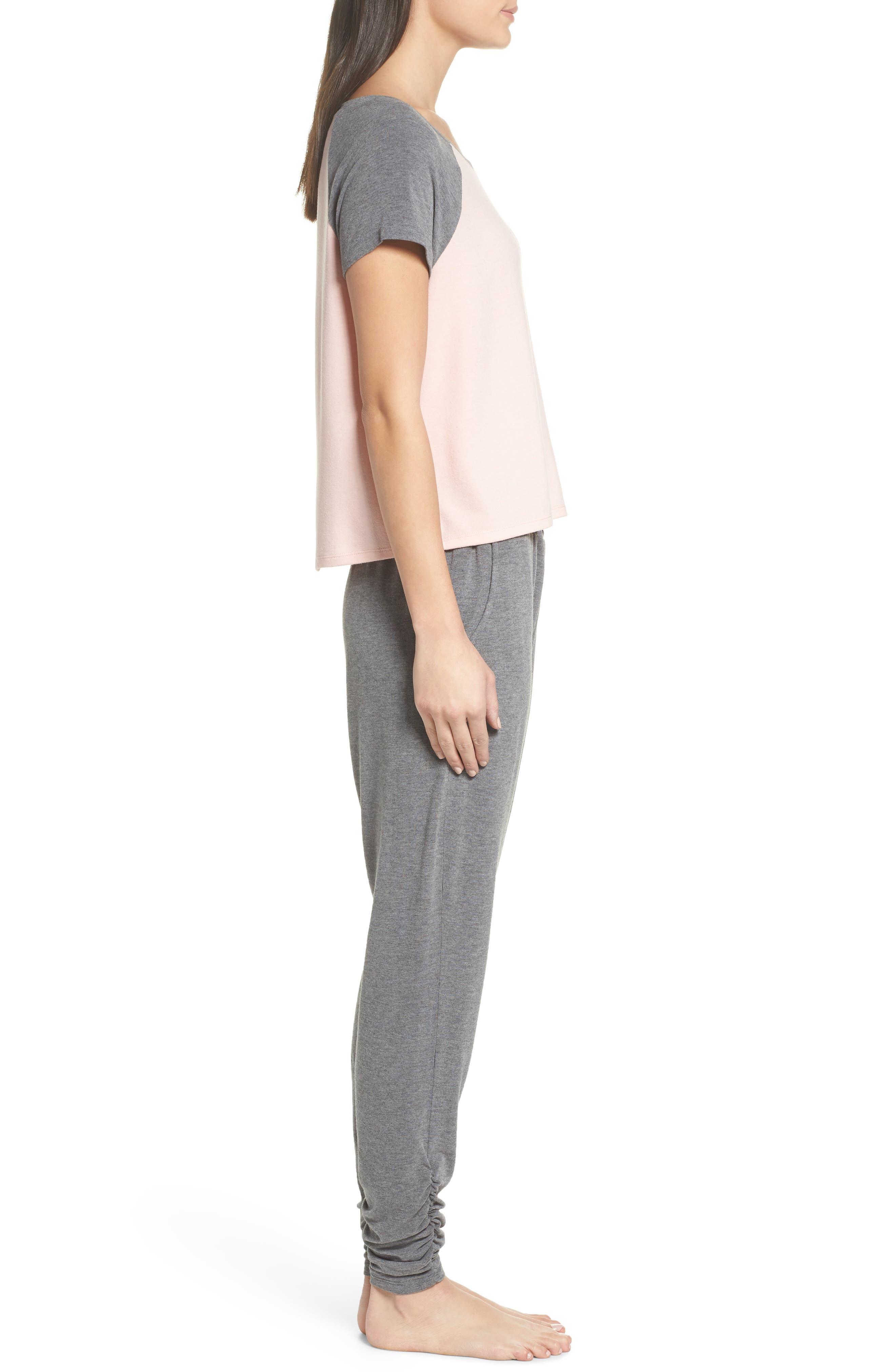 Alternate Image 3  - Make + Model Cloud 9 Pajamas
