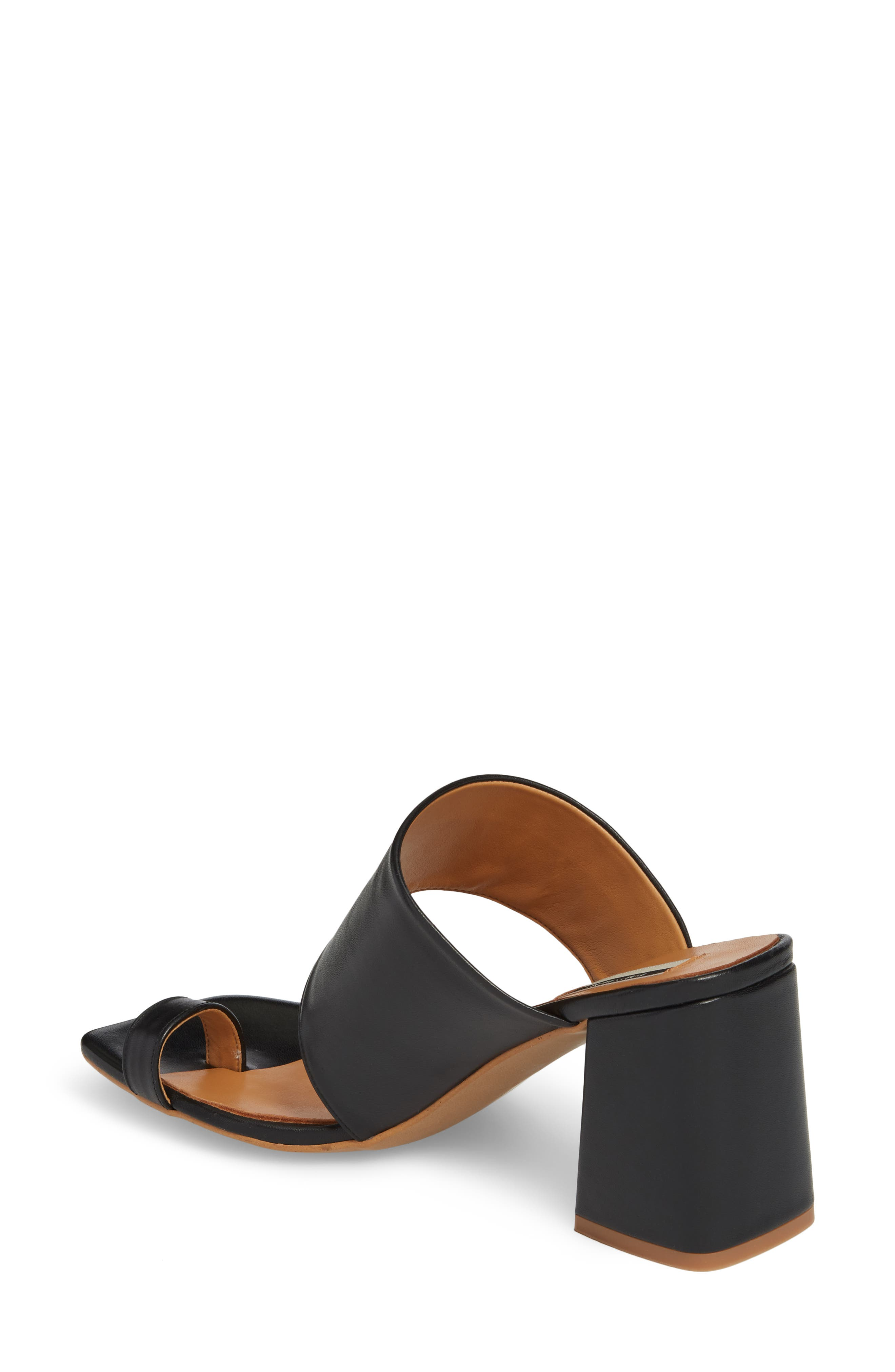 Alternate Image 2  - Topshop Nimble Toe Loop Slide Sandal (Women)