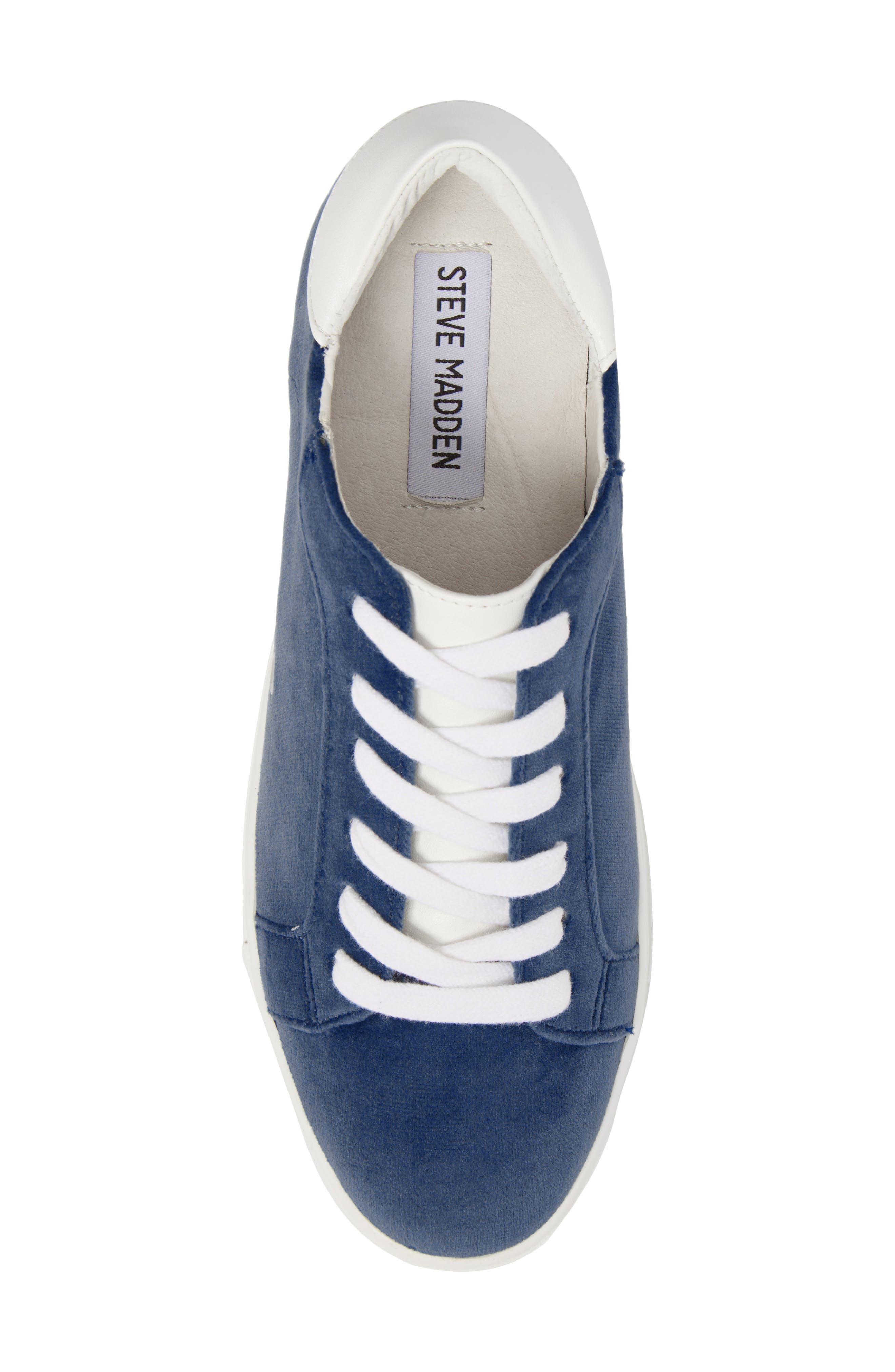 Alternate Image 5  - Steve Madden Steal Concealed Wedge Sneaker (Women)