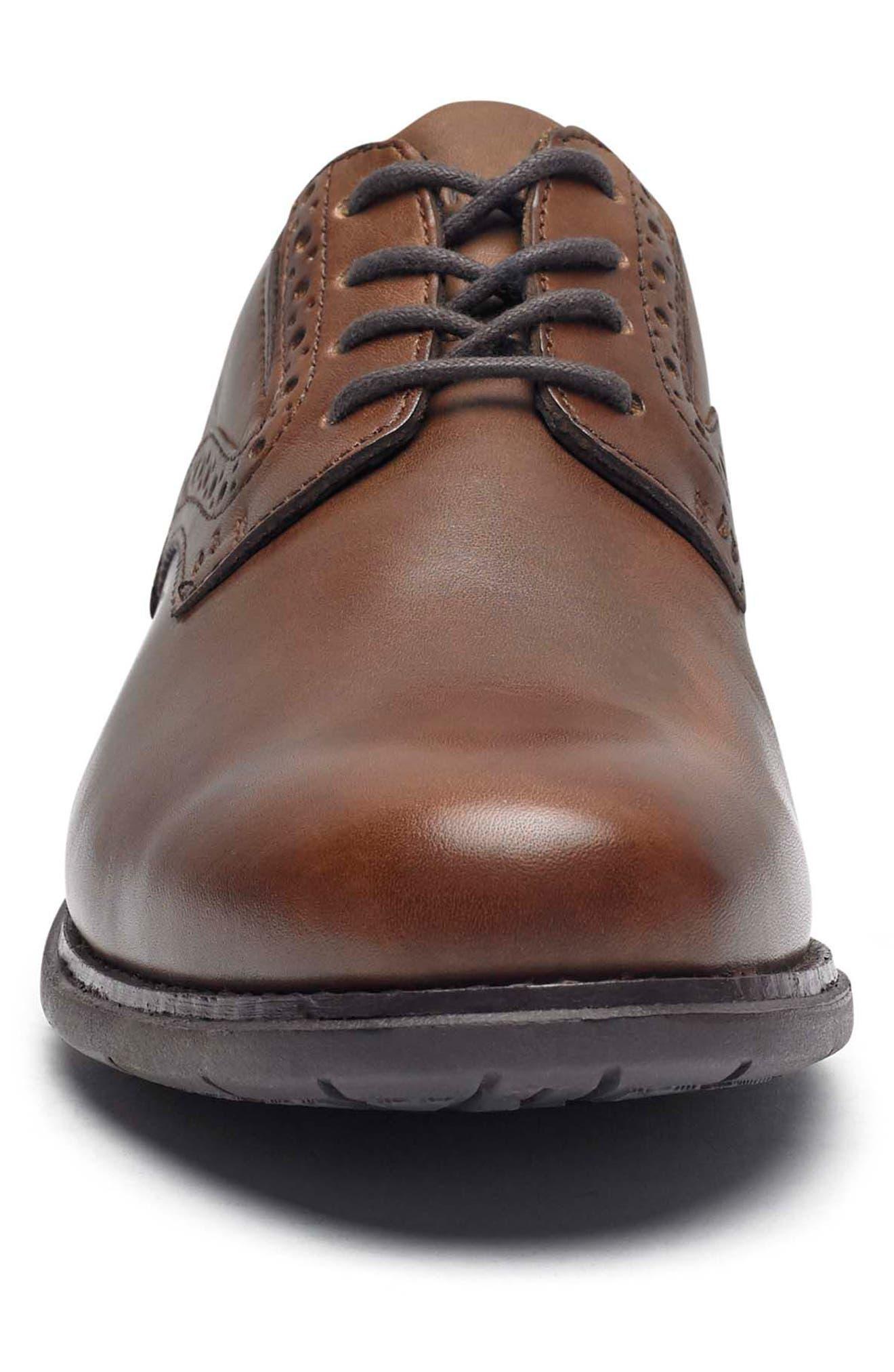 Alternate Image 4  - Rockport Total Motion Classic Plain Toe Derby (Men)