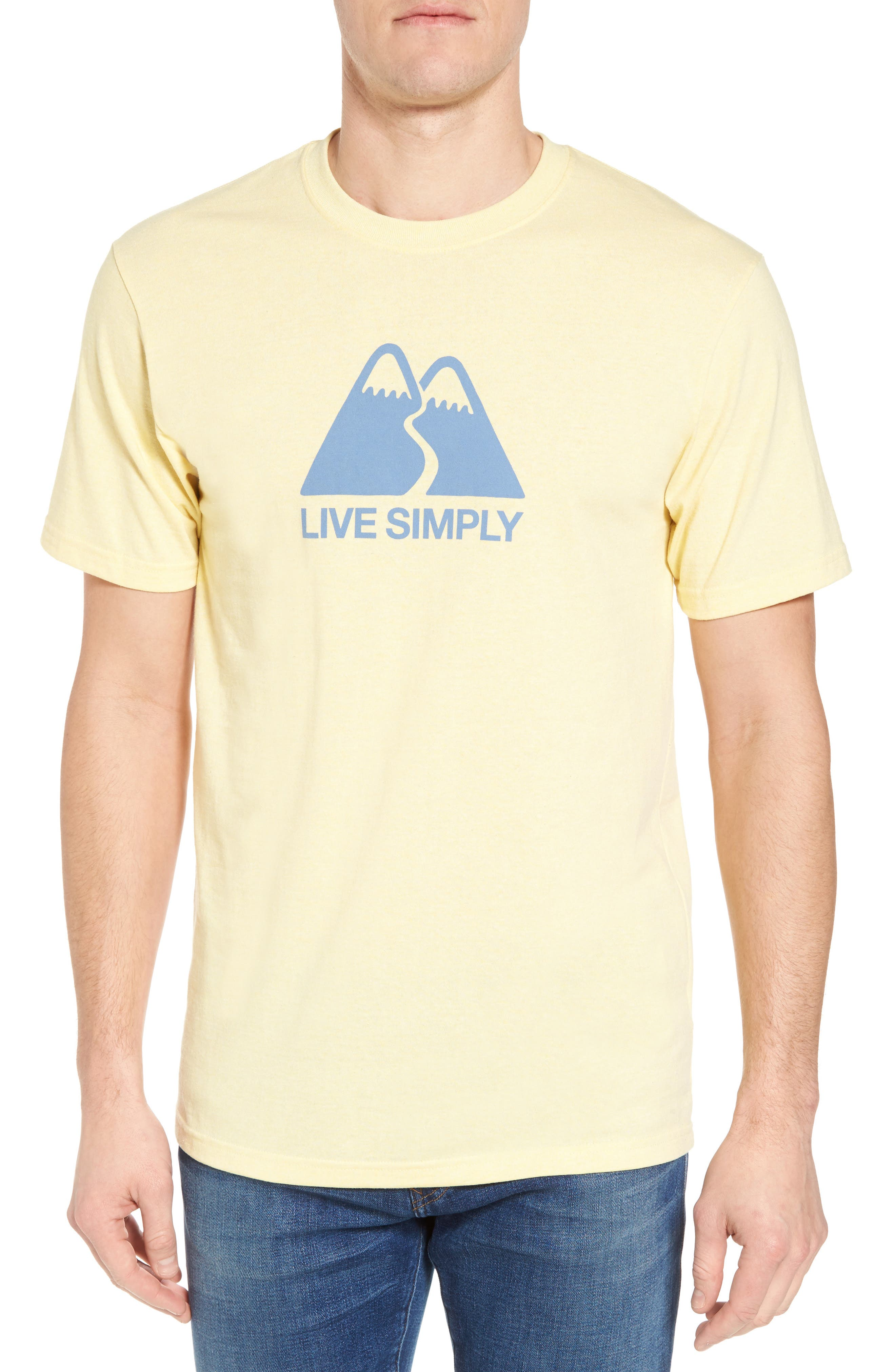 Patagonia Live Simply® Winding Graphic Responsibili-Tee T-Shirt