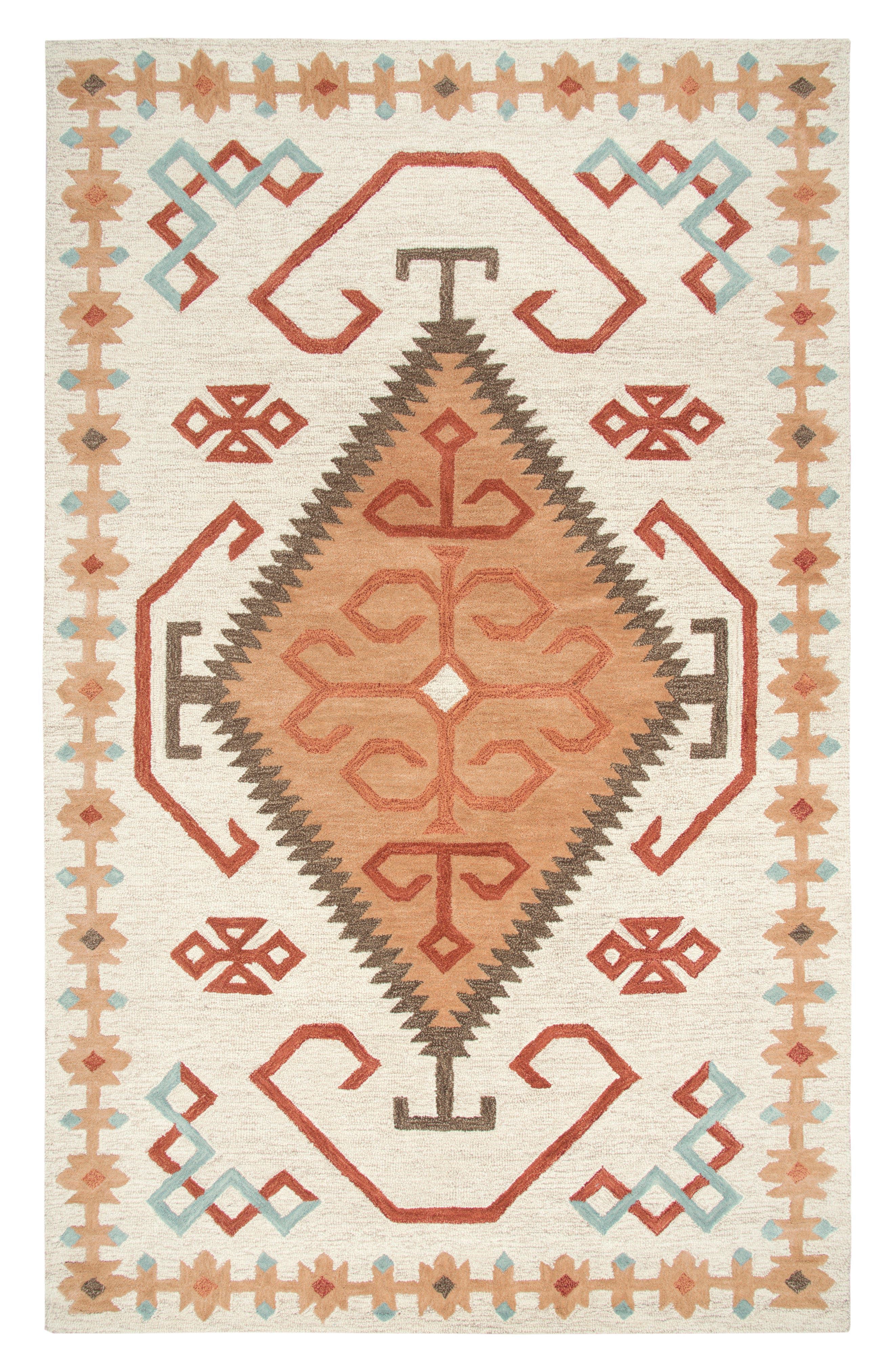 Alternate Image 1 Selected - Rizzy Home Mesa Mesquite Rug