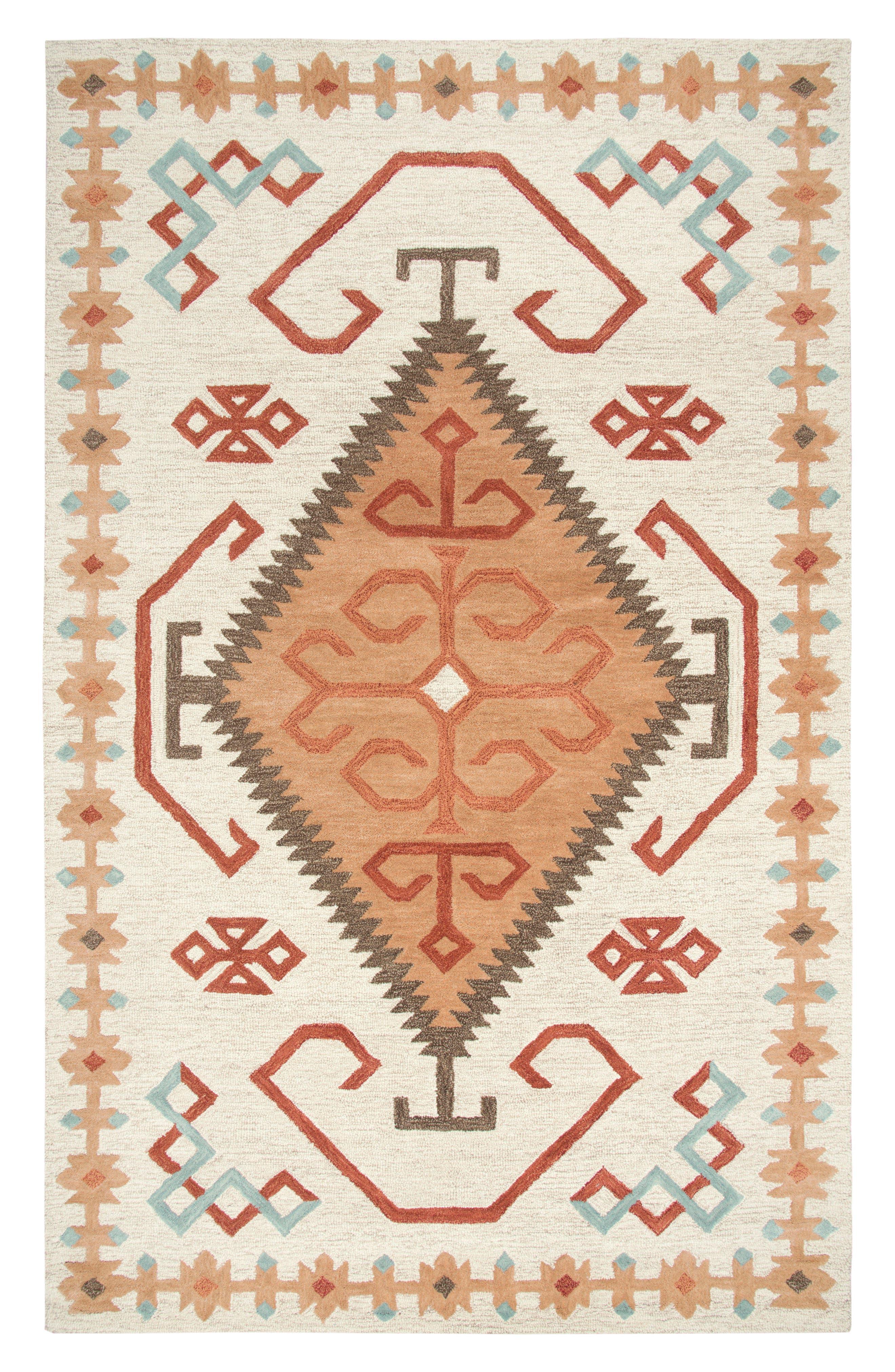 Main Image - Rizzy Home Mesa Mesquite Rug
