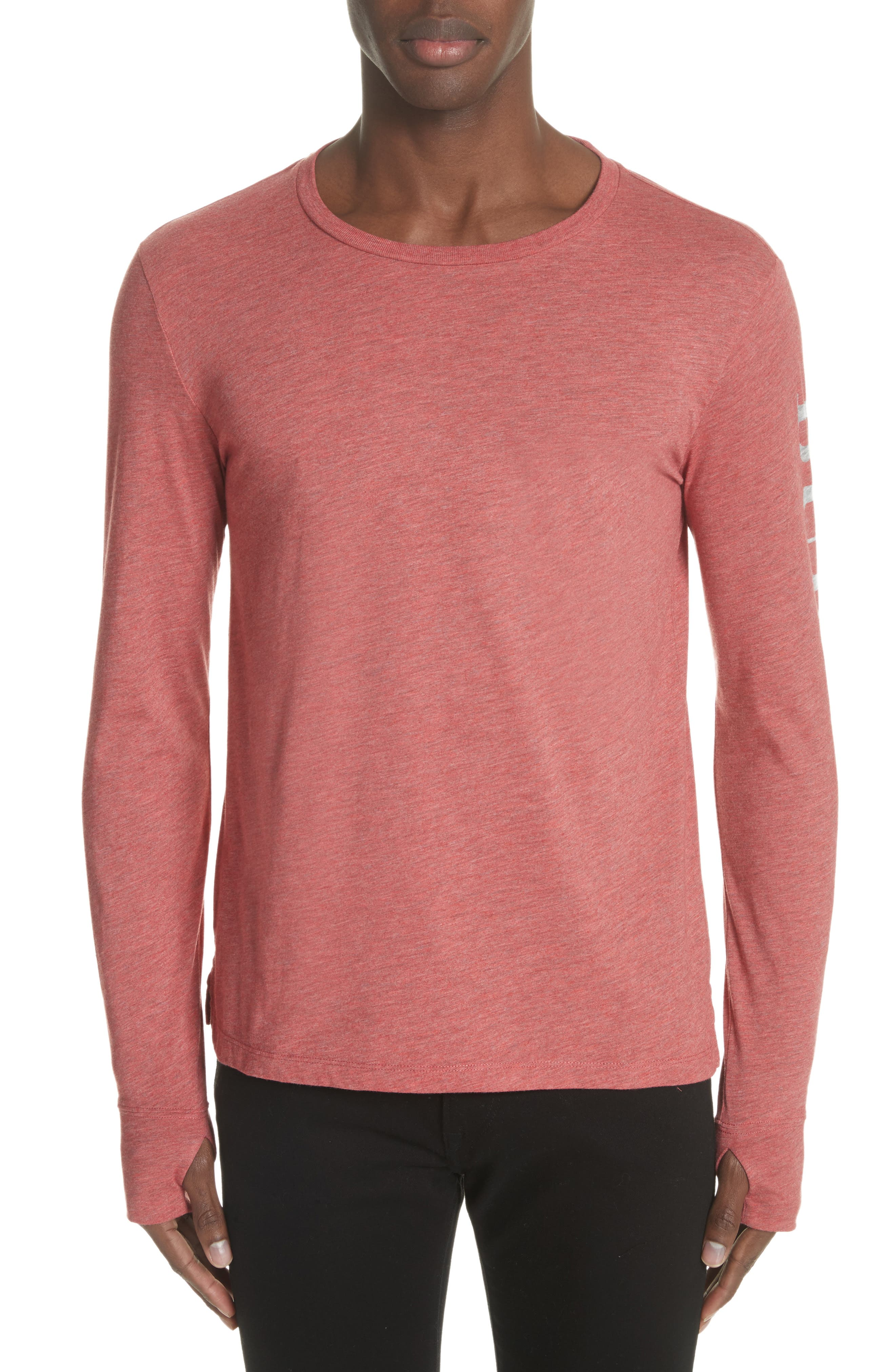 Burberry Marchston Regular Fit Crewneck Shirt