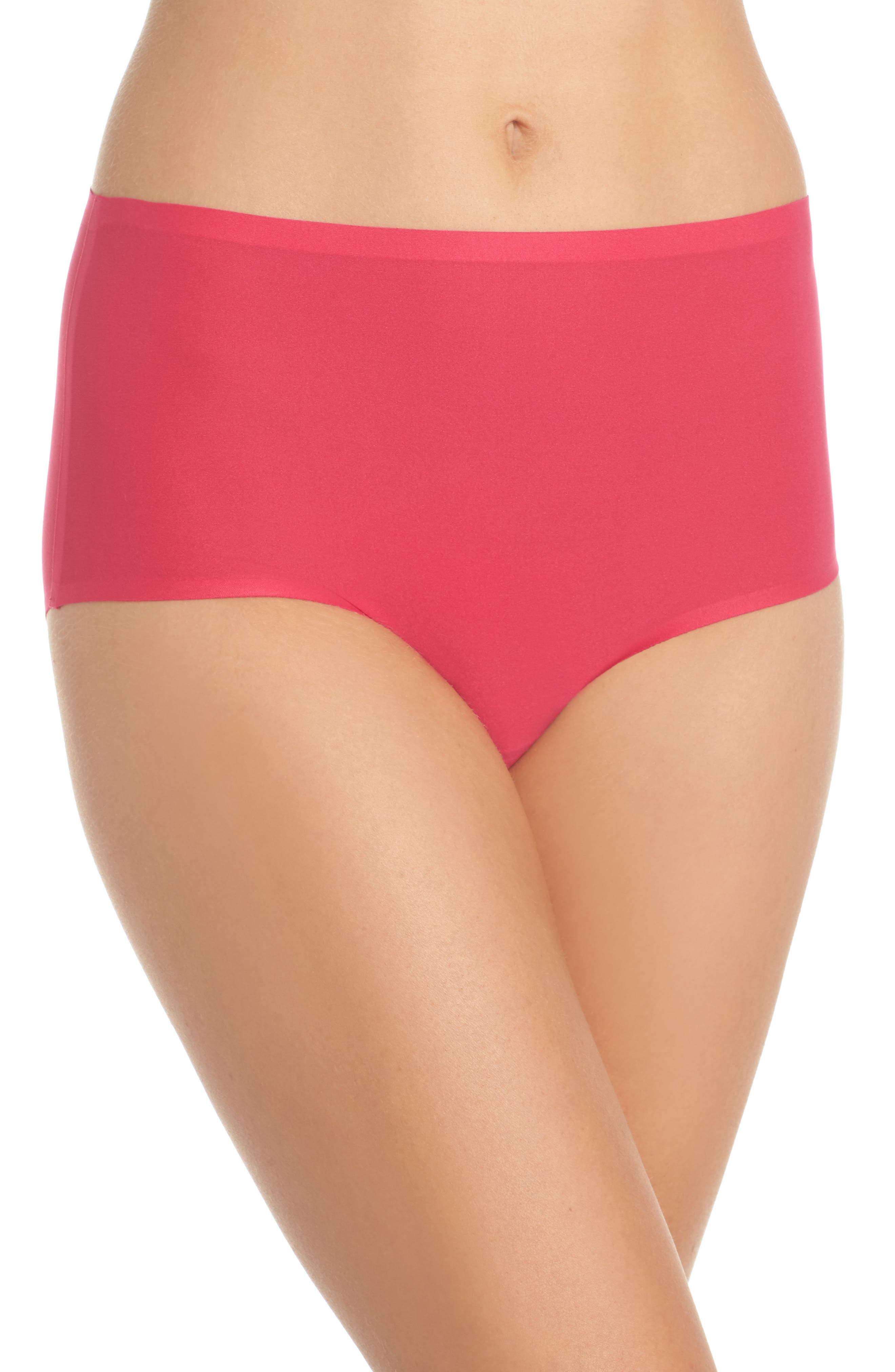 Chantelle Intimates Soft Stretch High Waist Seamless Briefs (3 for $45)
