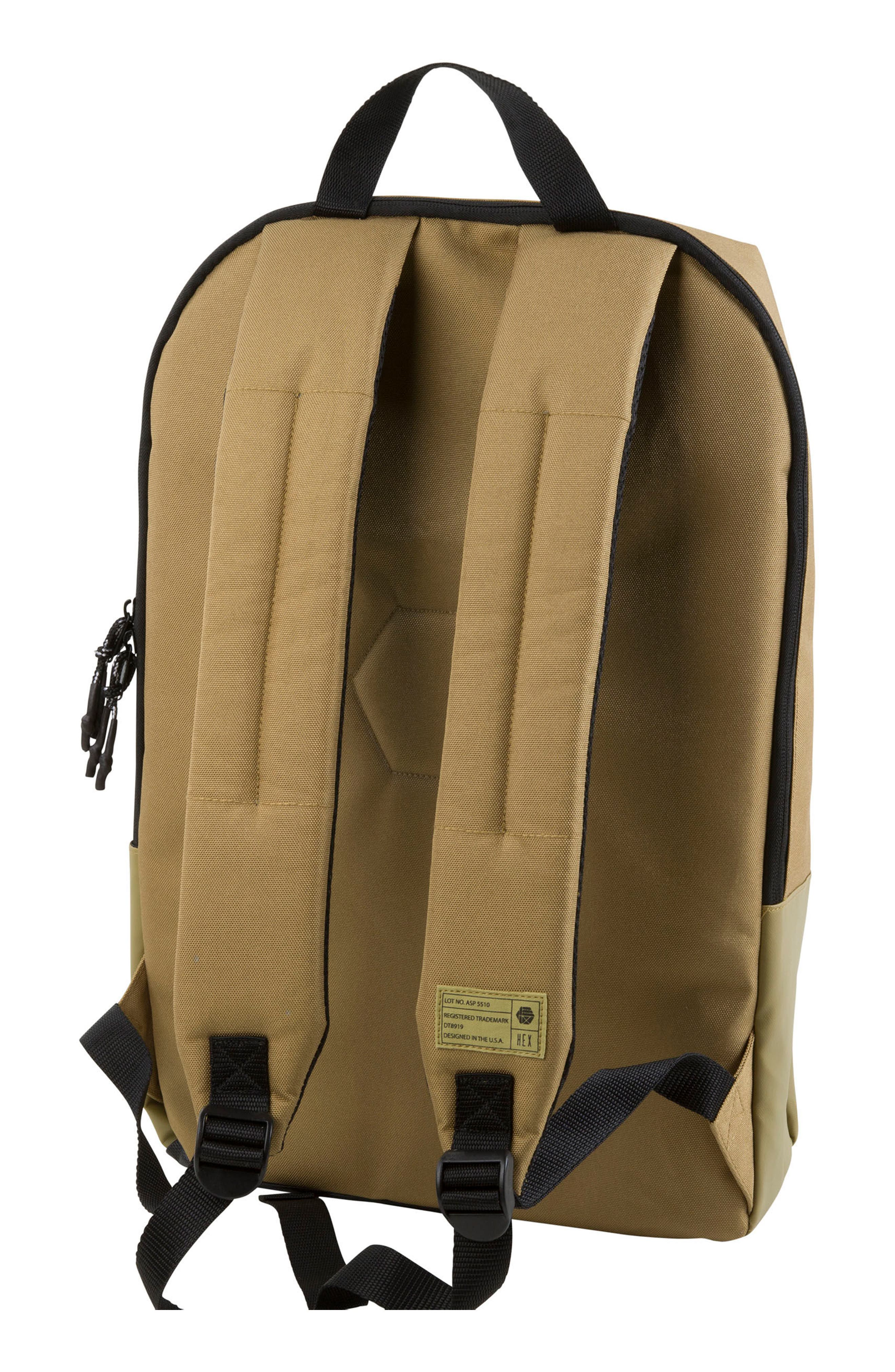 Exile Backpack,                             Alternate thumbnail 2, color,                             Tan