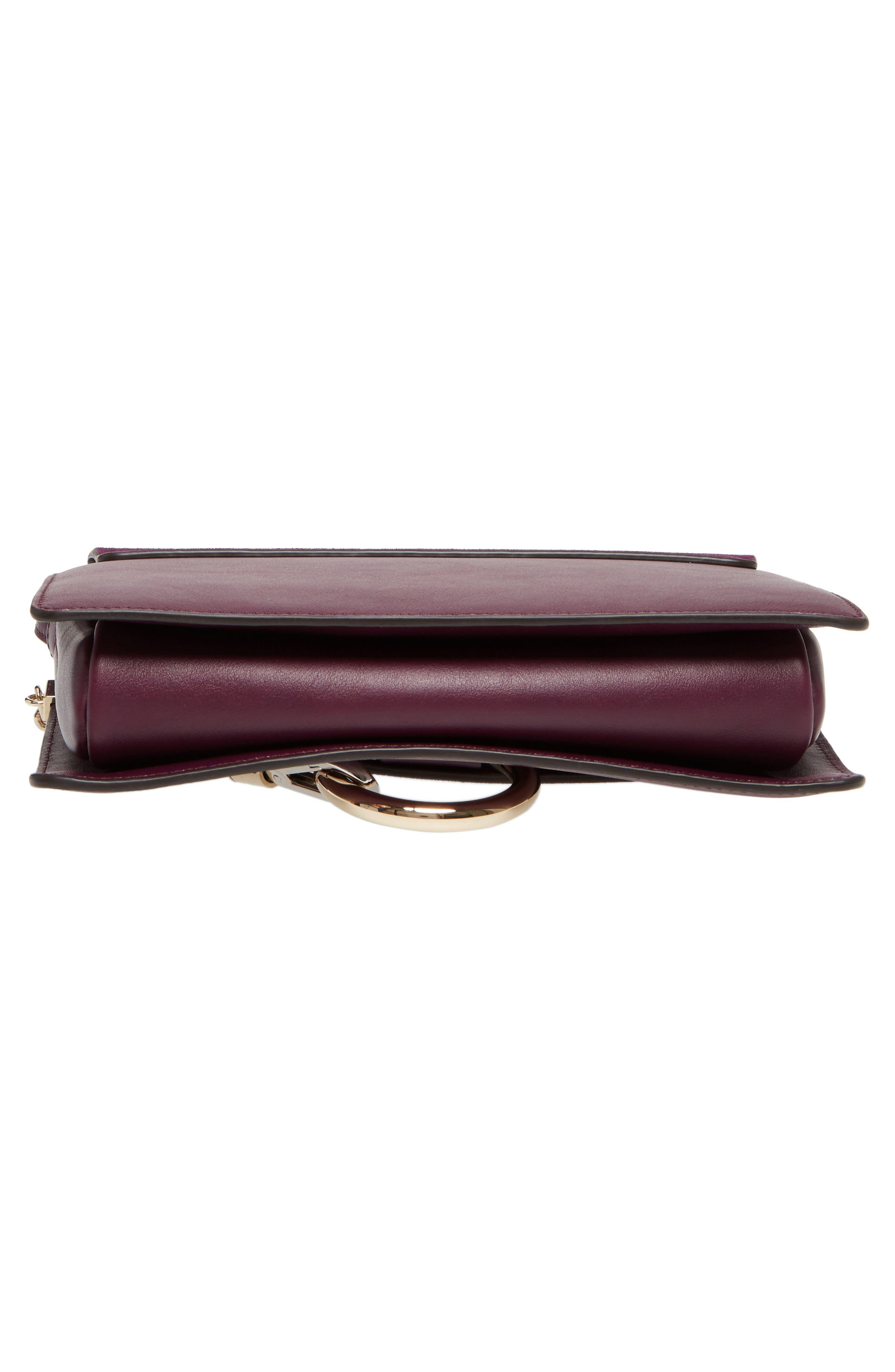 Alternate Image 6  - Chloé Small Faye Leather Shoulder Bag