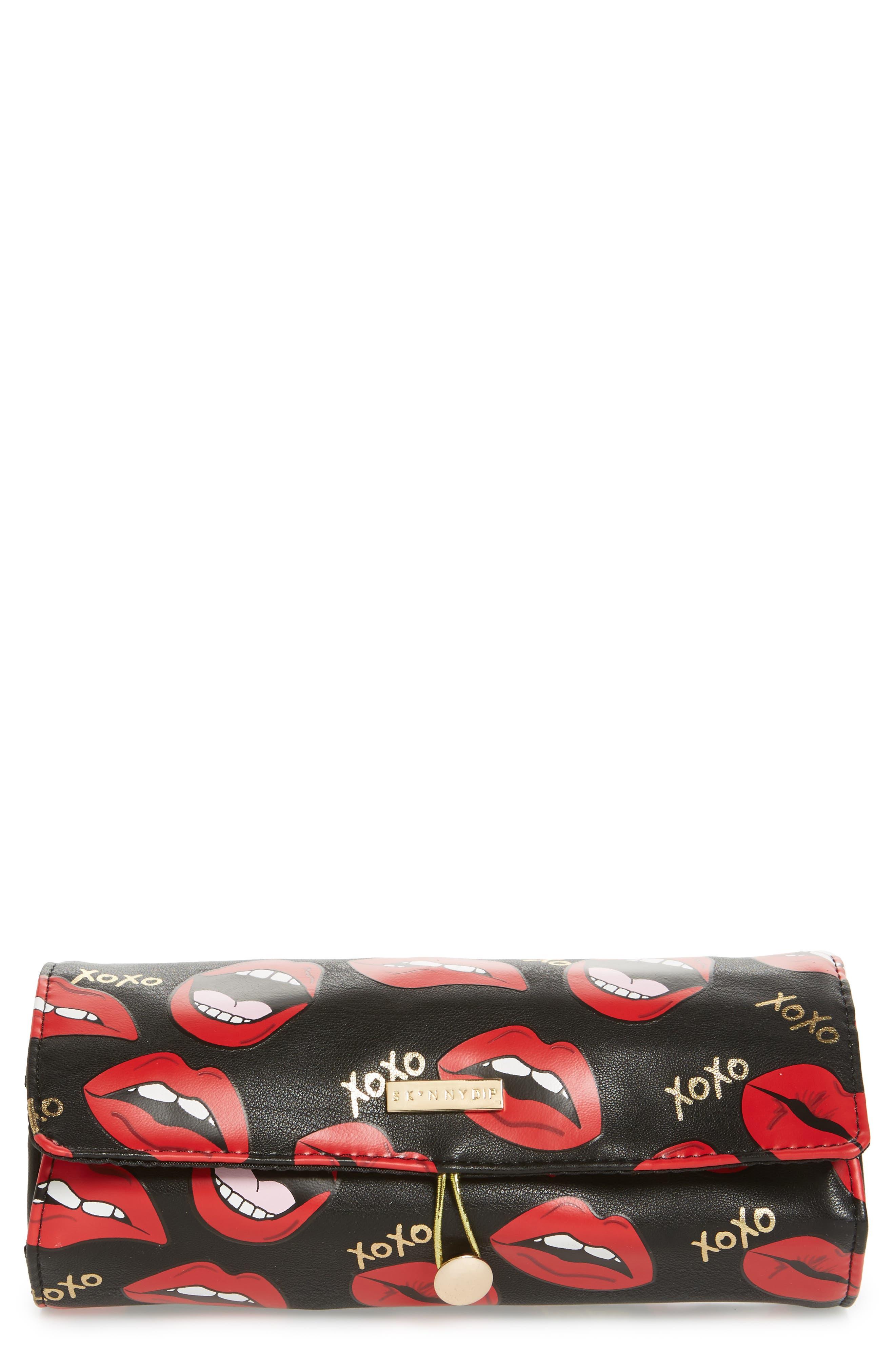 Skinny Dip Lips Brush Roll,                         Main,                         color, No Color
