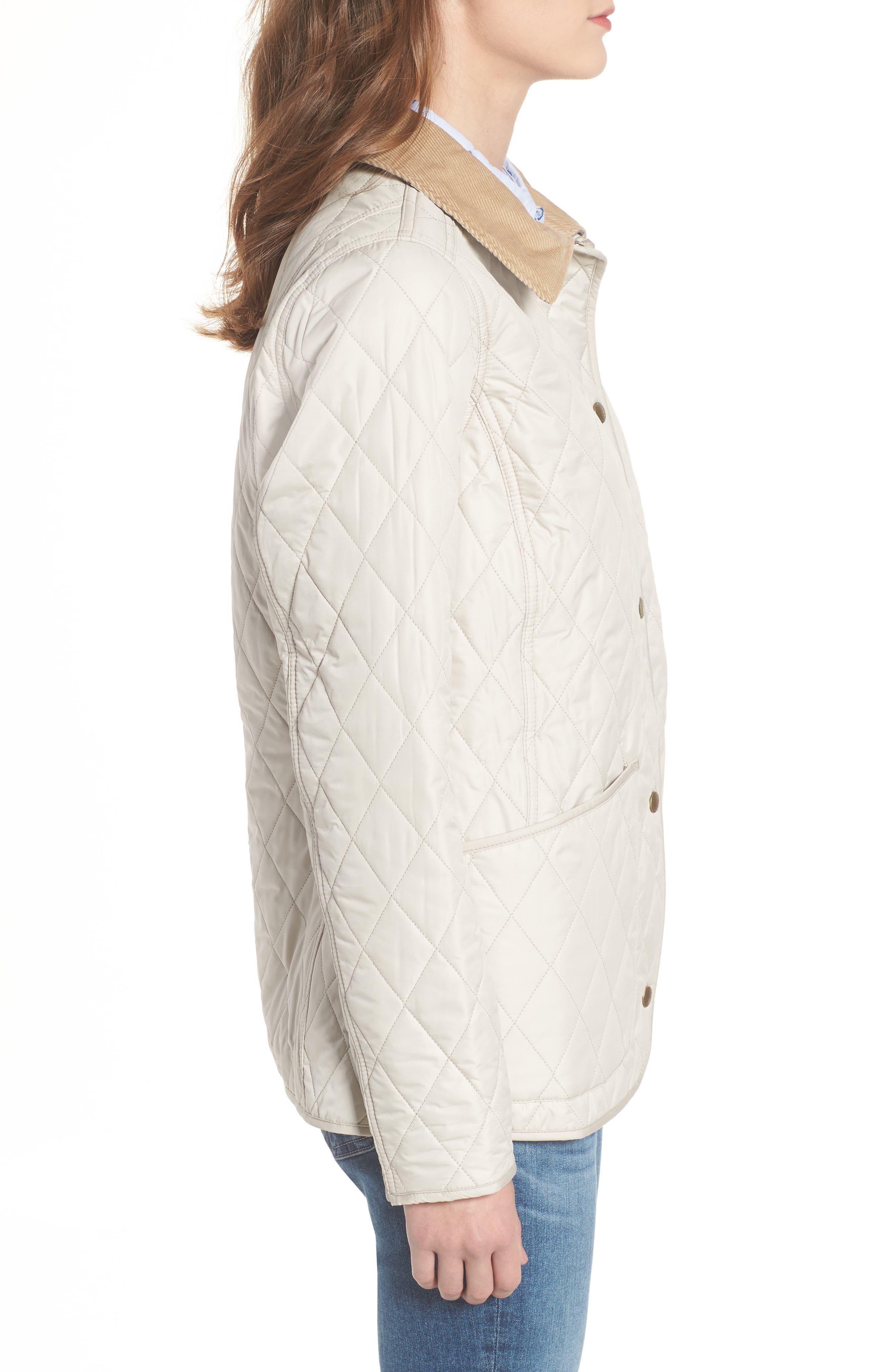 Alternate Image 3  - Barbour Spring Annandale Quilted Jacket
