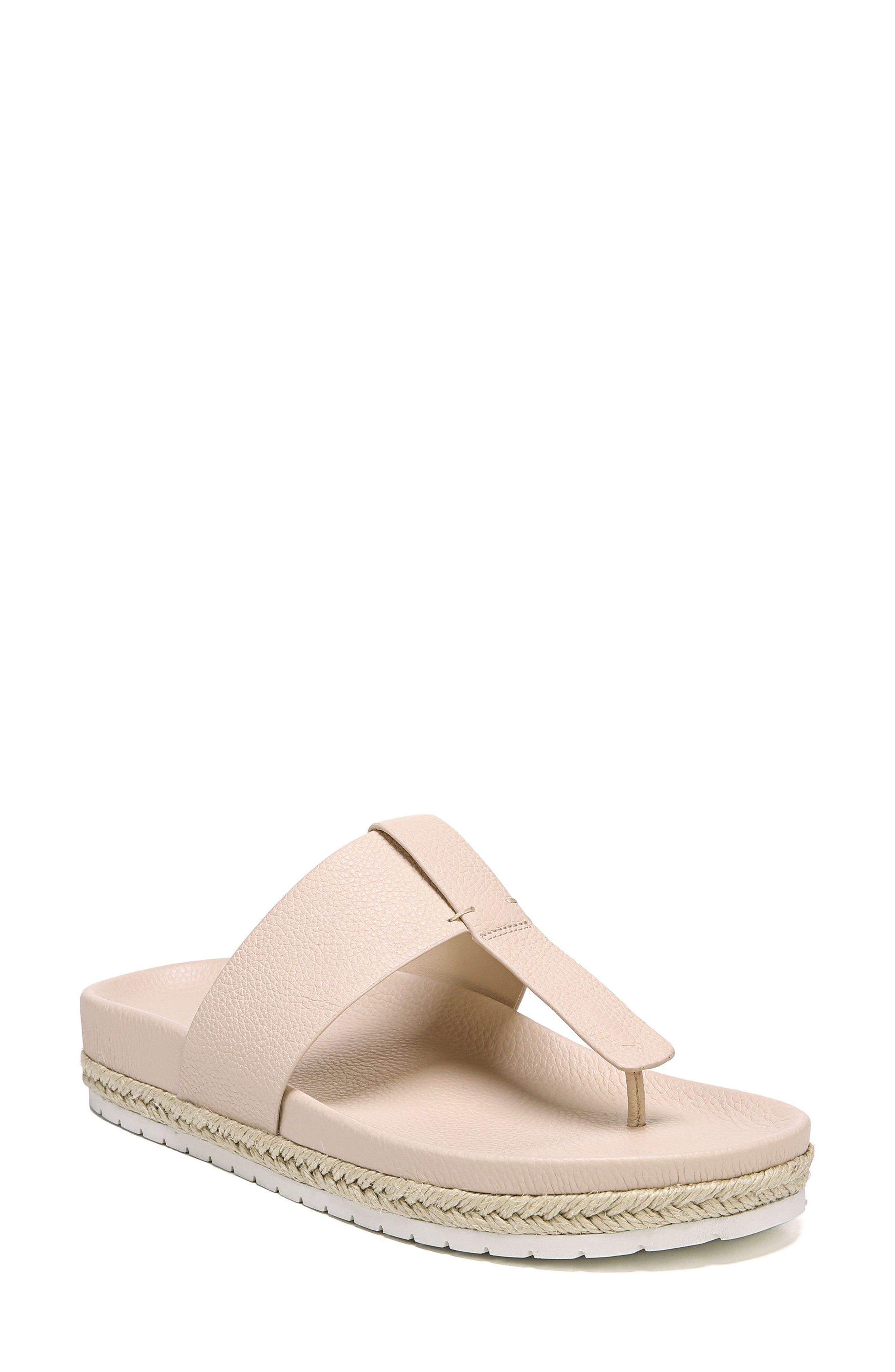 Vince Avani T-Strap Flat Sandal (Women)