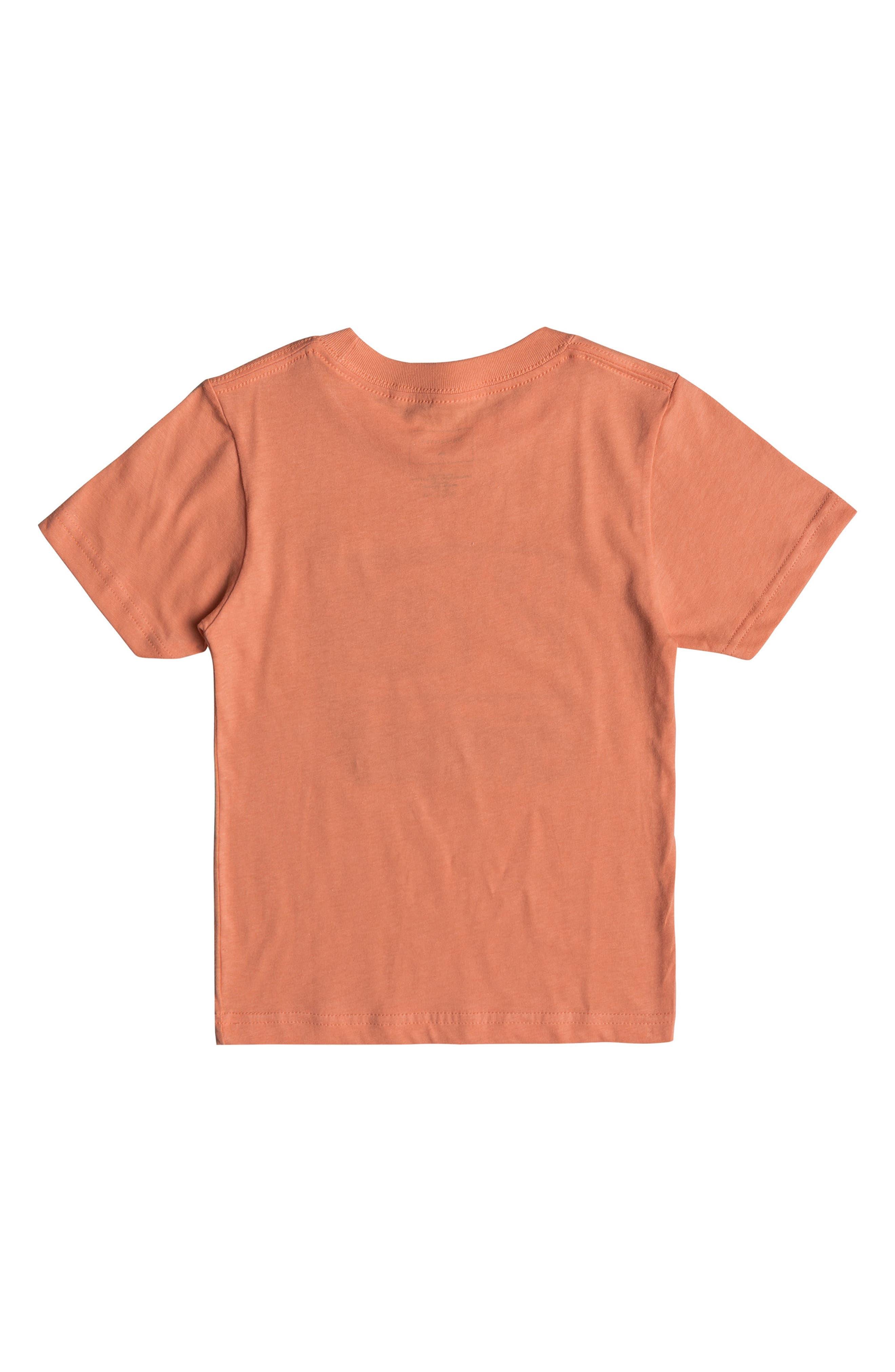 Alternate Image 2  - Quiksilver Wemi Graphic T-Shirt (Toddler Boys & Little Boys)