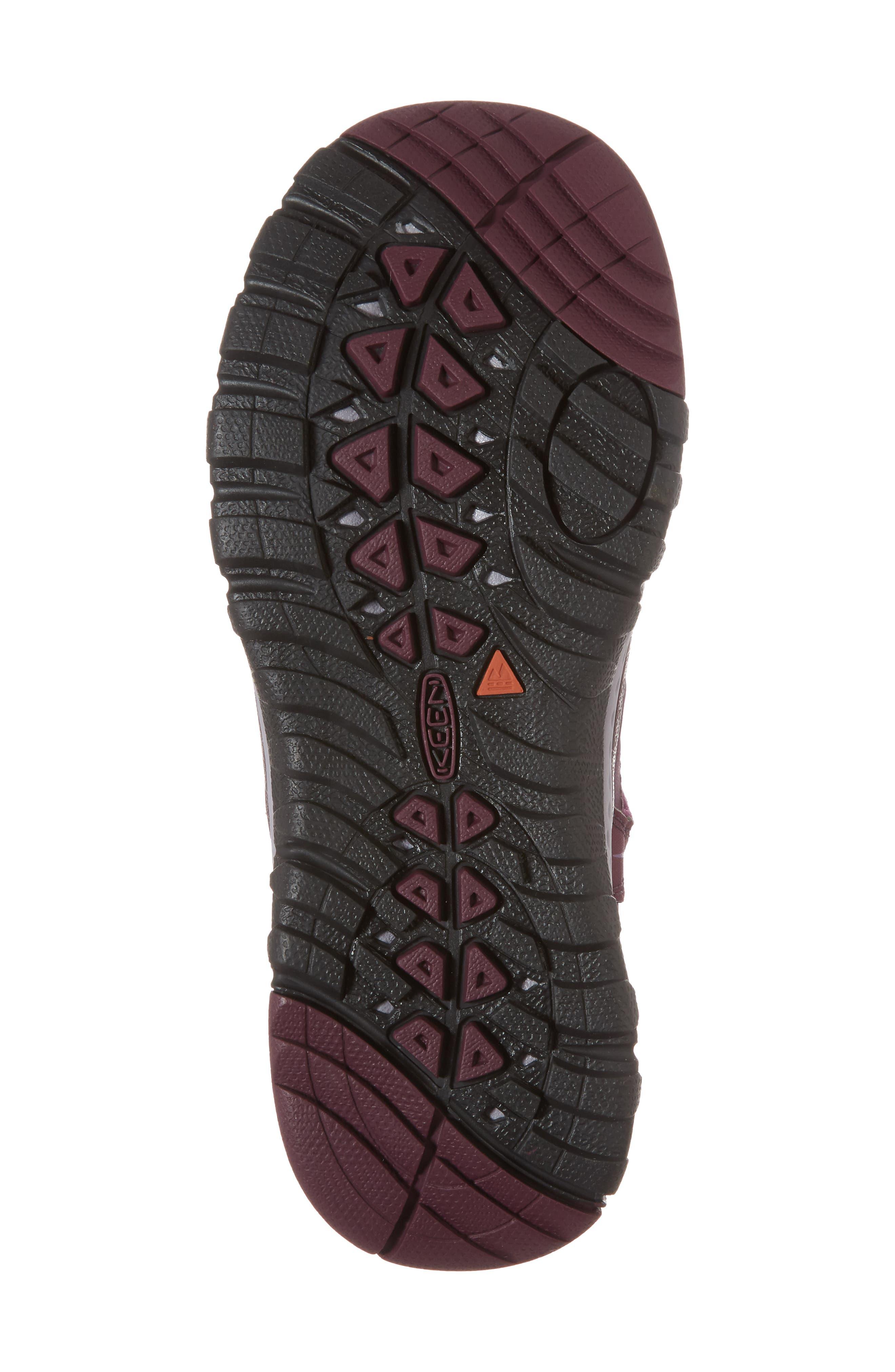 Terradora Ethos Hiking Sneaker,                             Alternate thumbnail 6, color,                             Grape Wine/ Grape Kiss