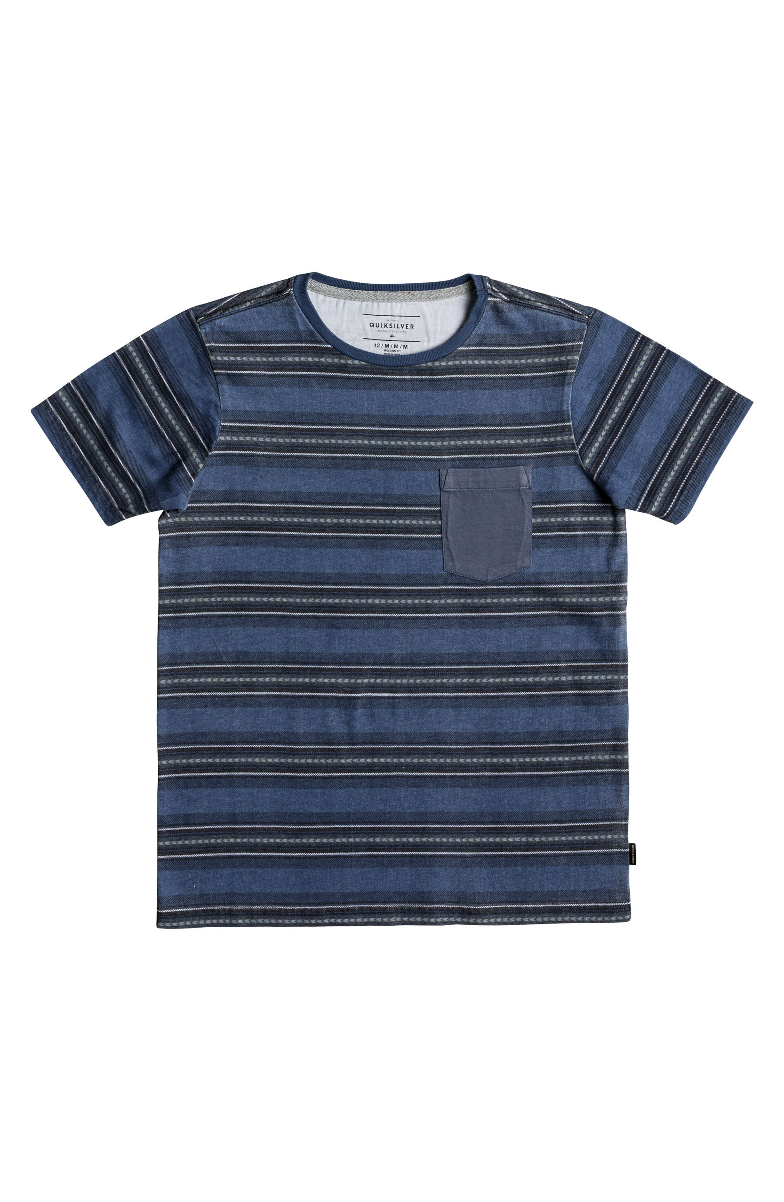 Alternate Image 1 Selected - Quiksilver Bayo Pocket T-Shirt (Big Boys)