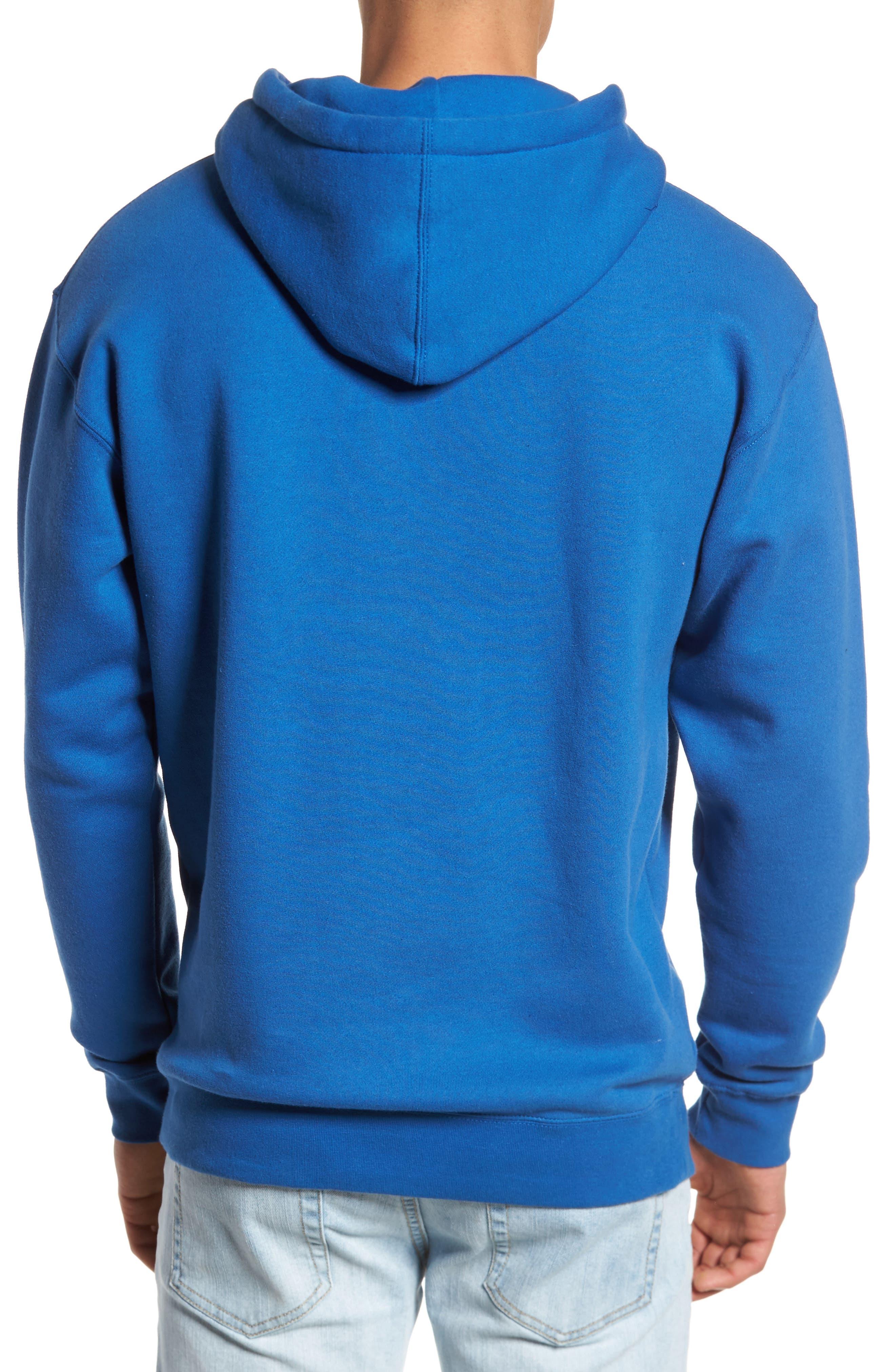 Alternate Reality Hoodie Sweatshirt,                             Alternate thumbnail 2, color,                             Royal Blue