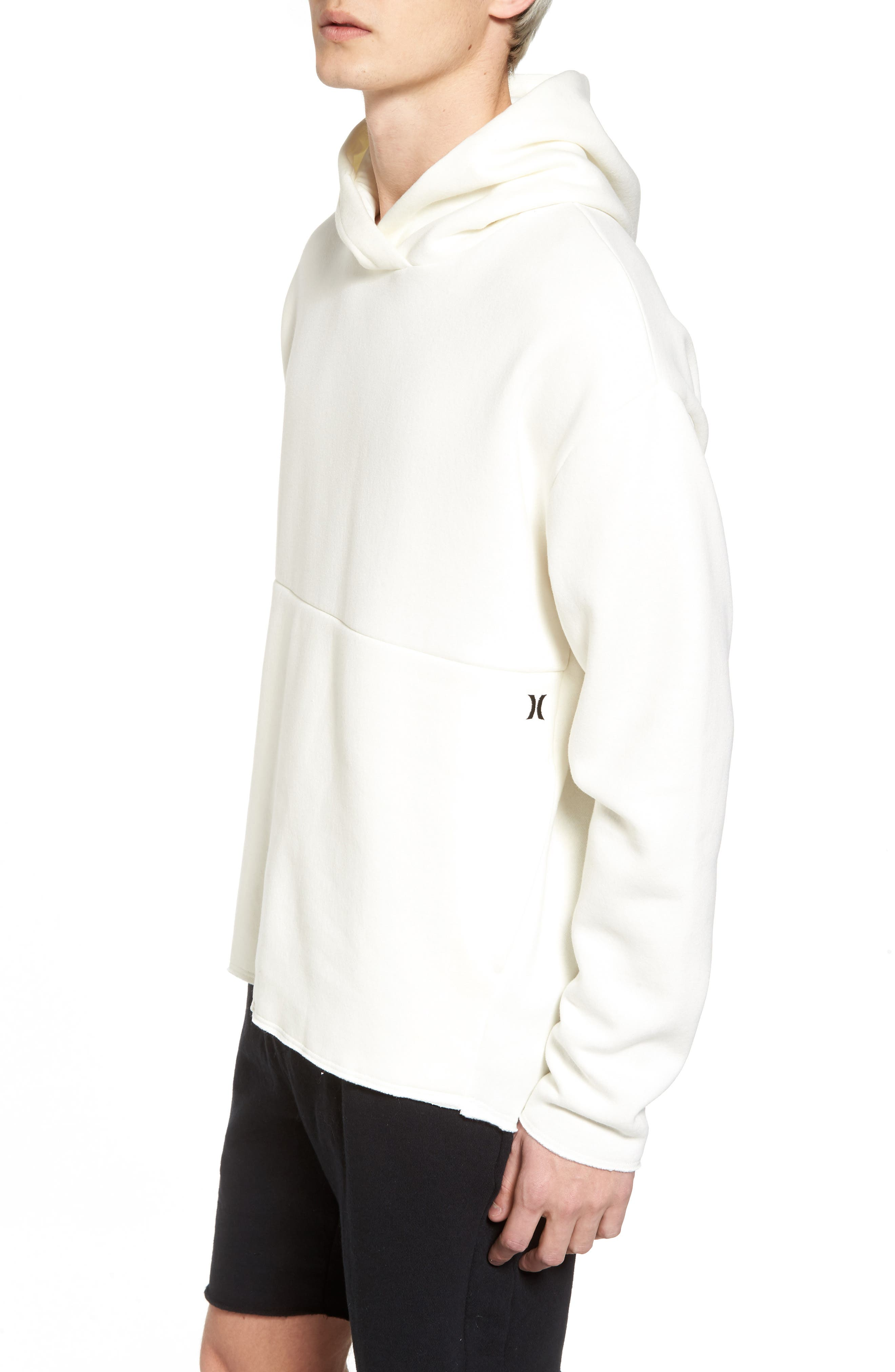 Surf Check Icon Hoodie,                             Alternate thumbnail 3, color,                             Sail